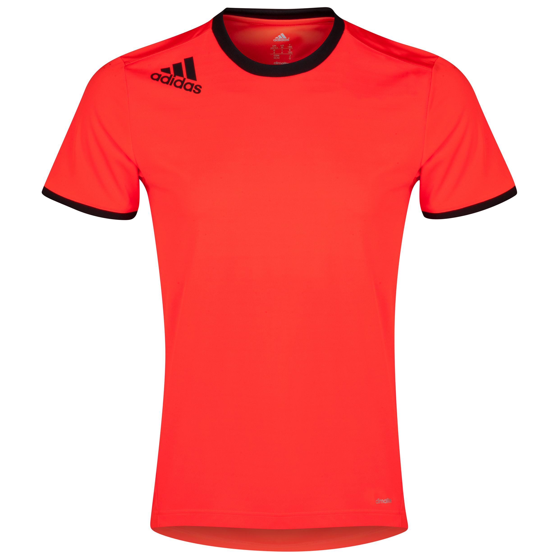 Adidas Predator Clima Lite TShirt Orange