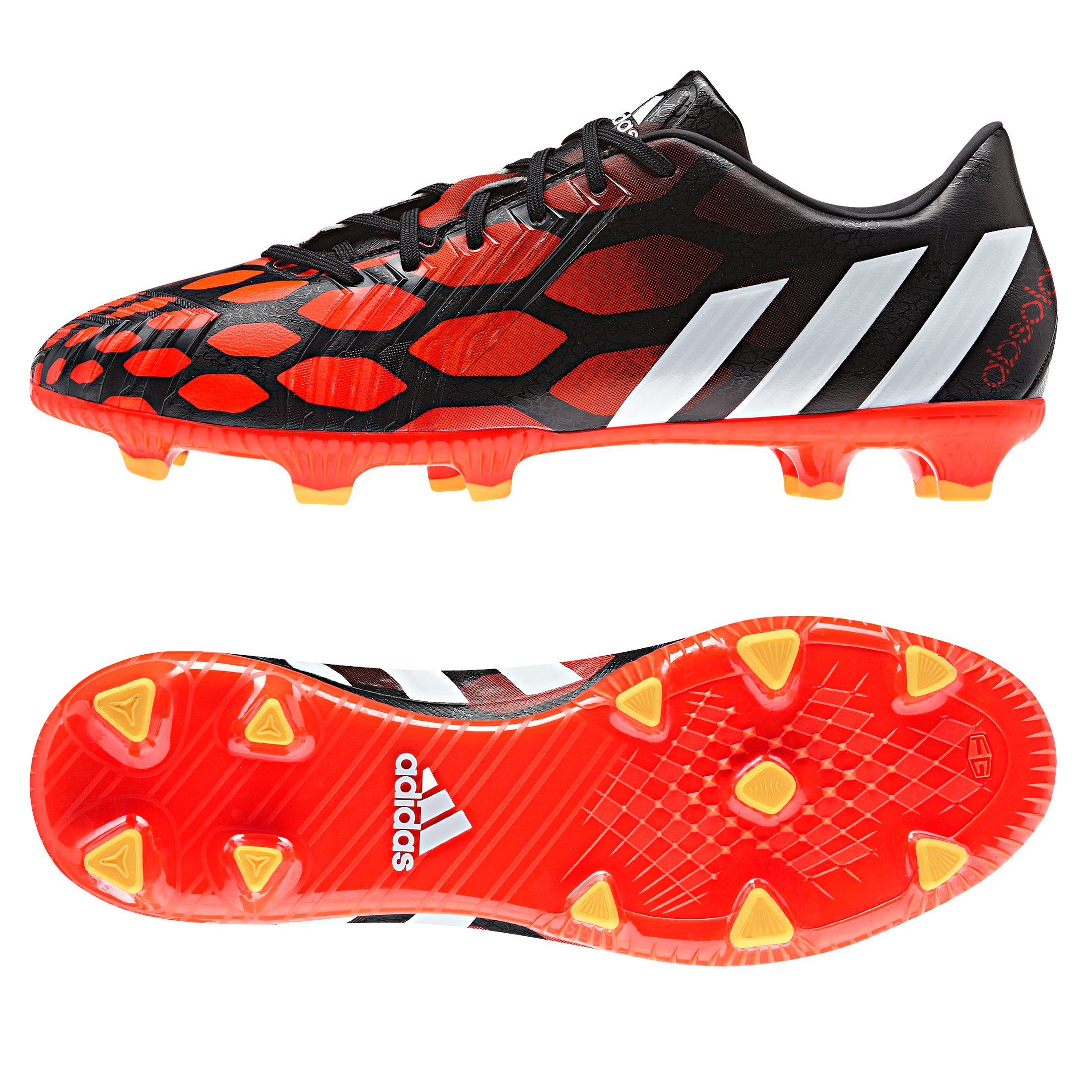 Adidas Predator Absolado Instinct Firm Ground Football Boots Black