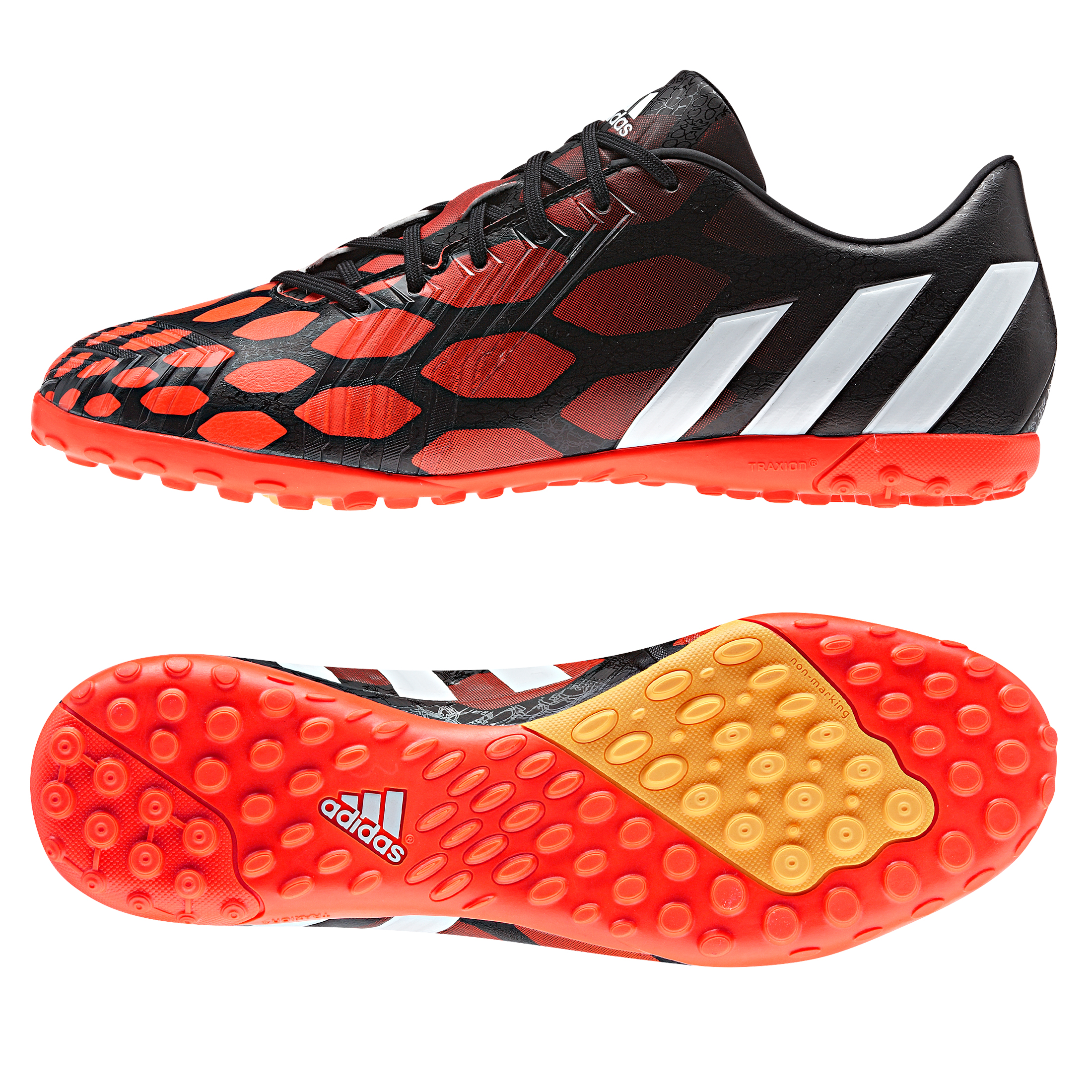 Adidas Predator Absolado Instinct Astroturf Trainers Black