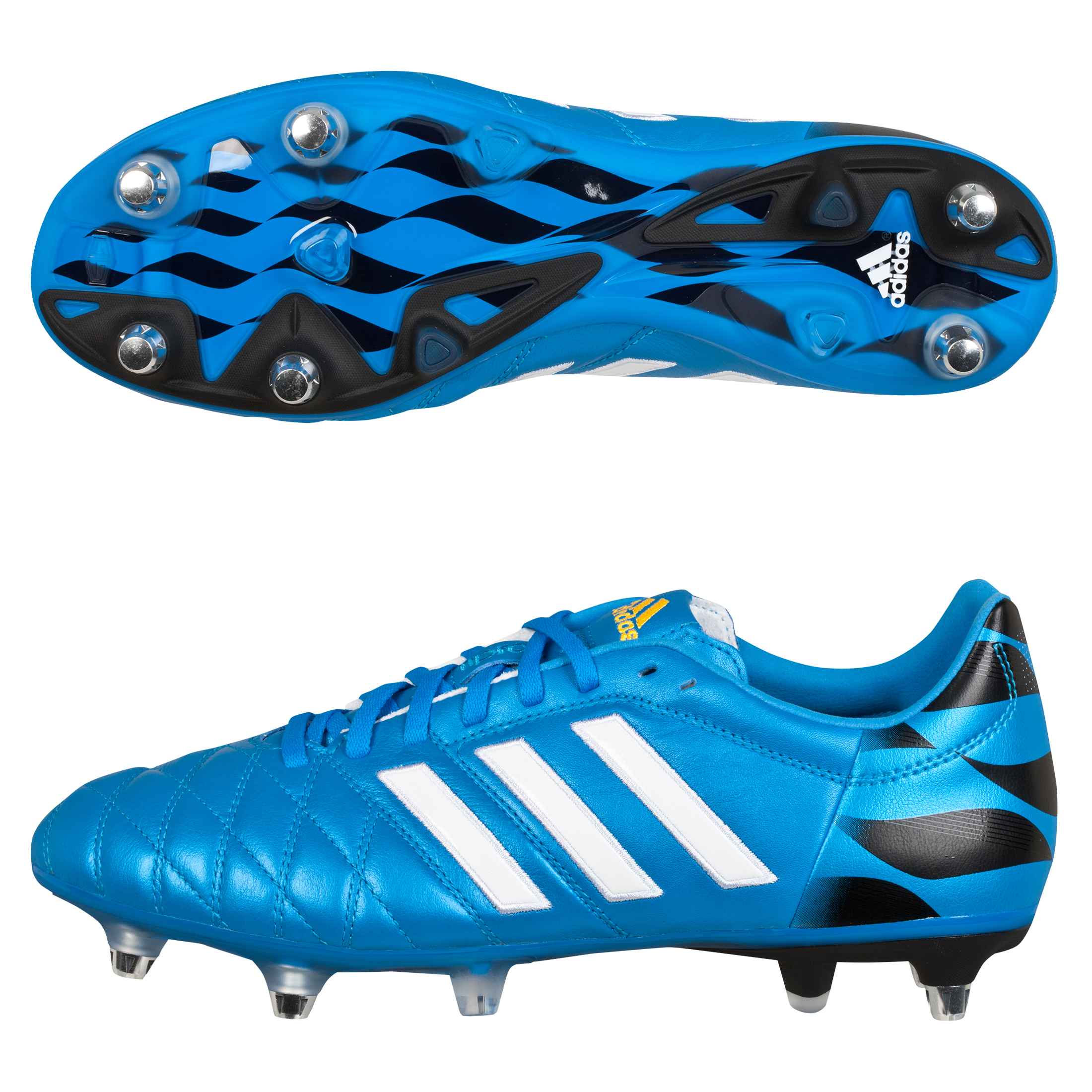 Adidas 11Pro Soft Ground Sky Blue