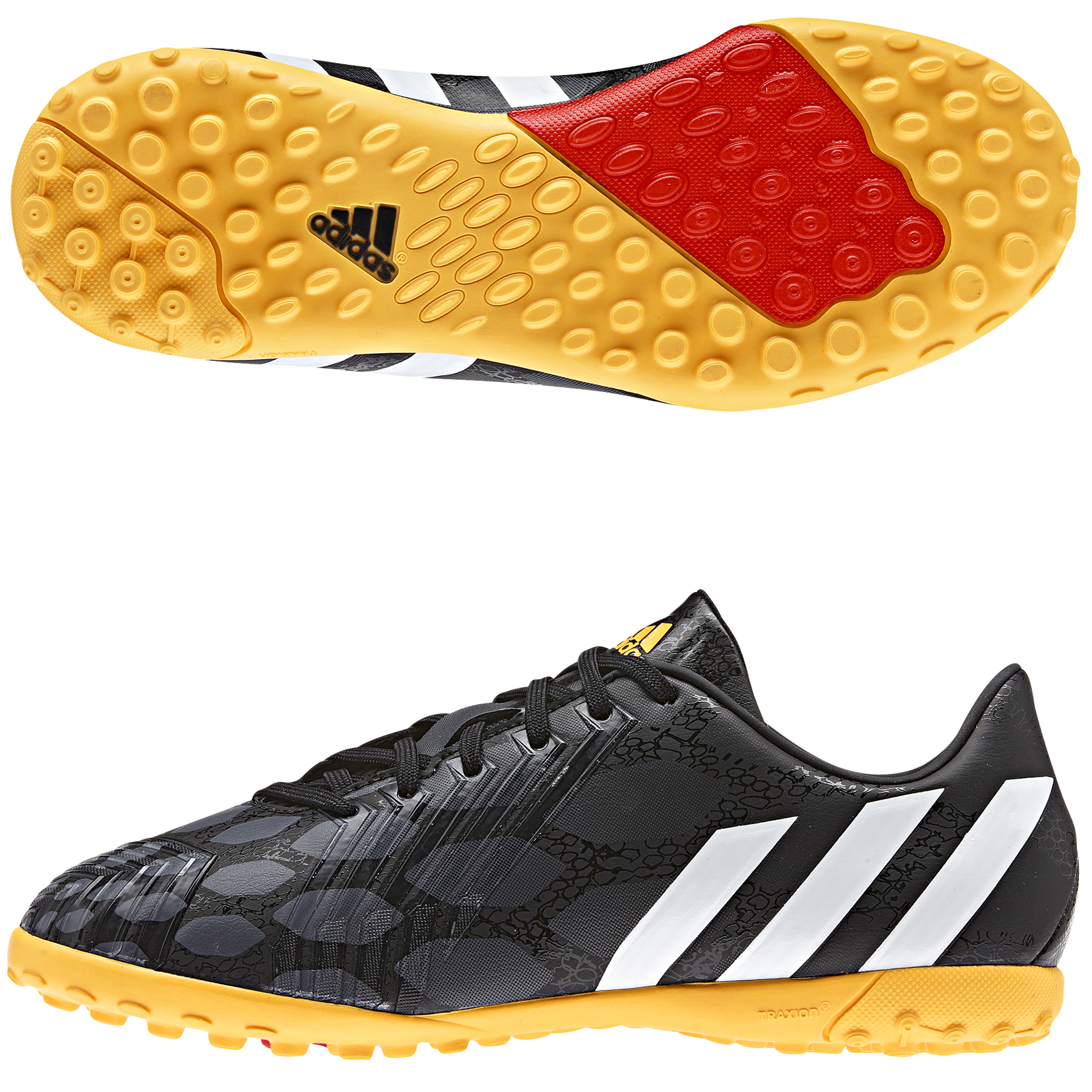 Adidas Predator Absolado LZ Astroturf Trainers  Kids Black