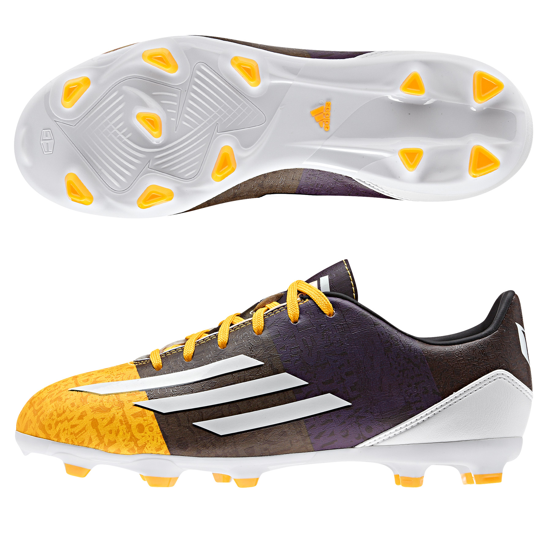 Adidas F10 Messi Firm Ground Kids