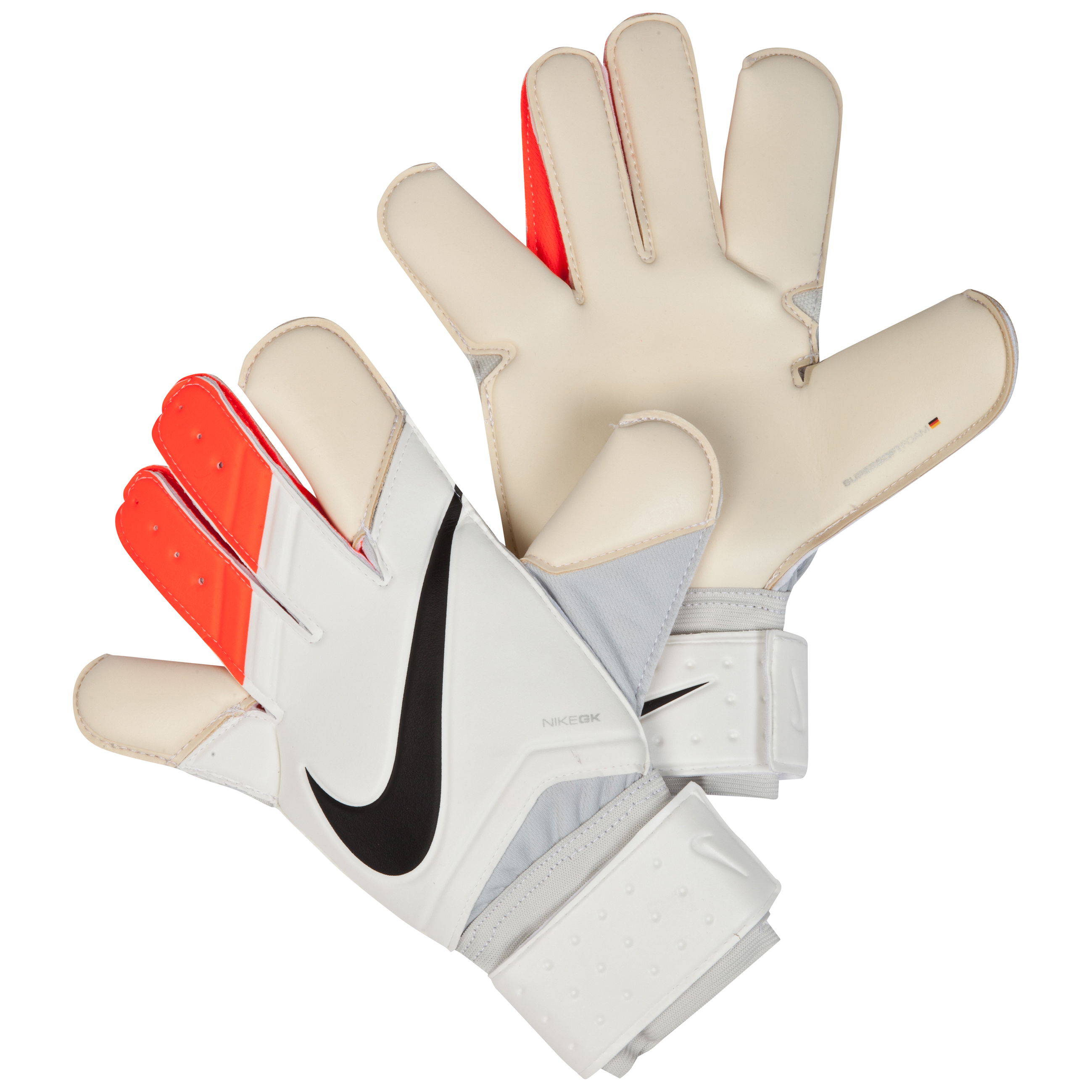 Nike Grip 3 Goalkeeper Glove White