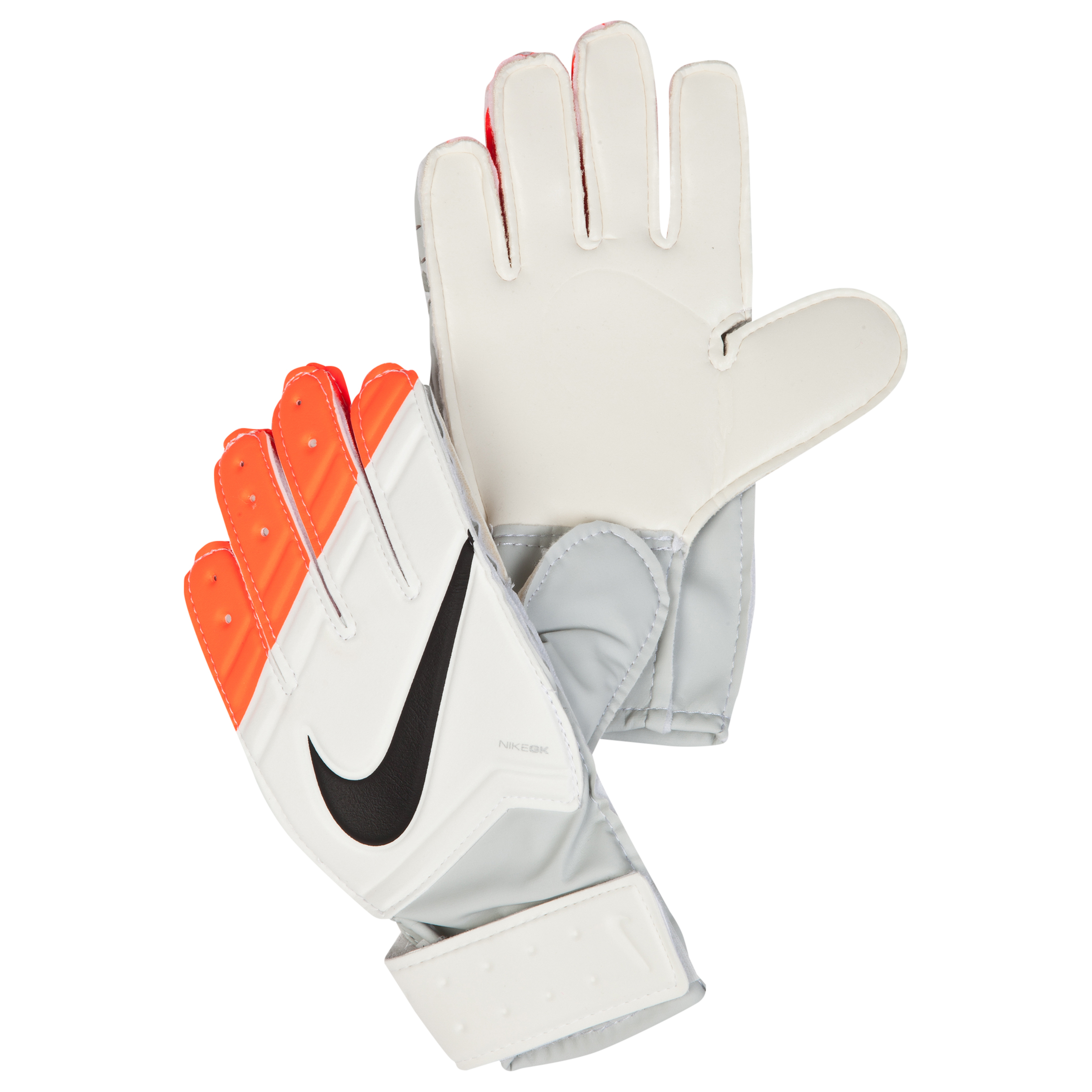 Nike Grip Goalkeeper Glove - Kids White