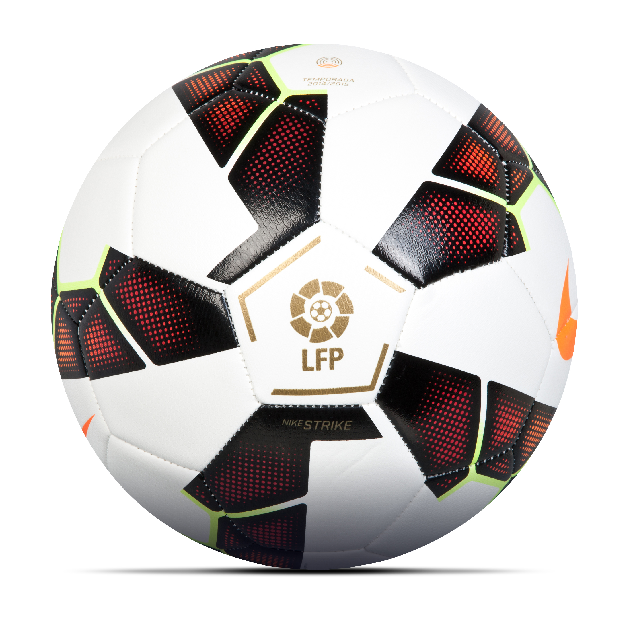 Nike Ordem 2 LFP Official Match ball 14/15 White