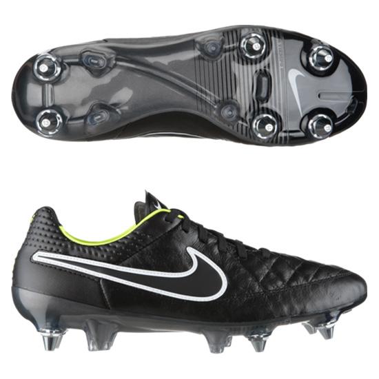 Nike Tiempo Legend V Soft Ground Pro Football Boot Black