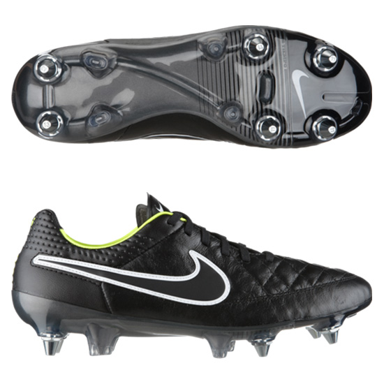 Nike Tiempo Legend V Soft Ground Pro Black