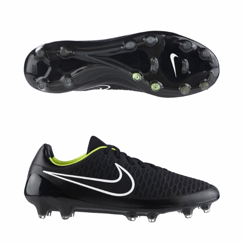 Nike Magista Opus Firm Ground Football Boot Black