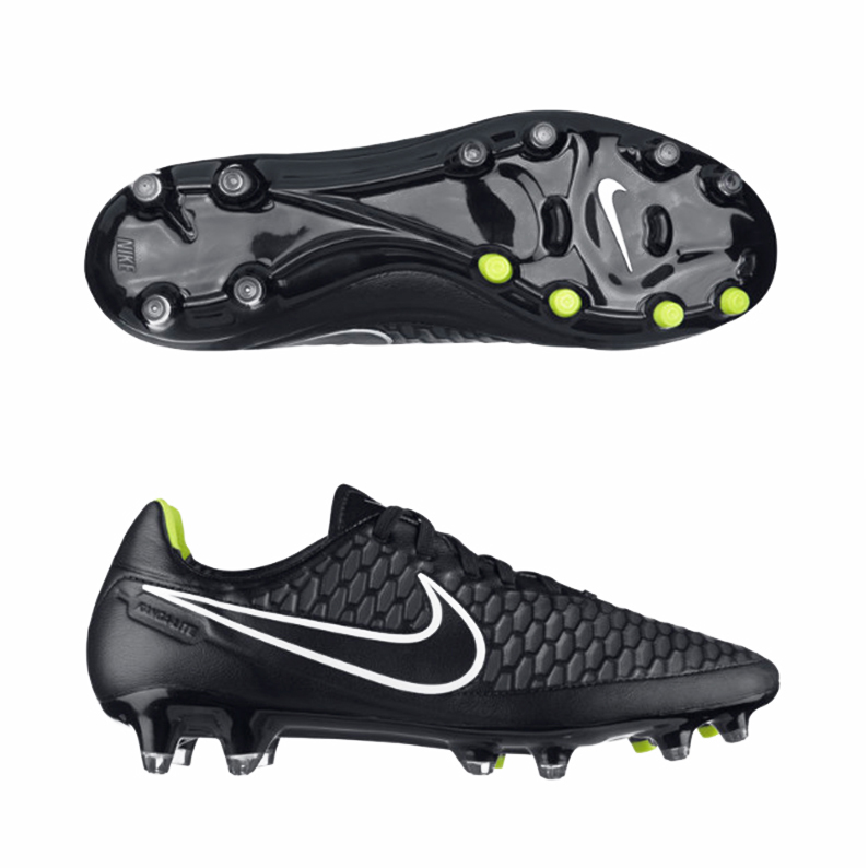 Nike Magista Orden Firm Ground Football Boot Black