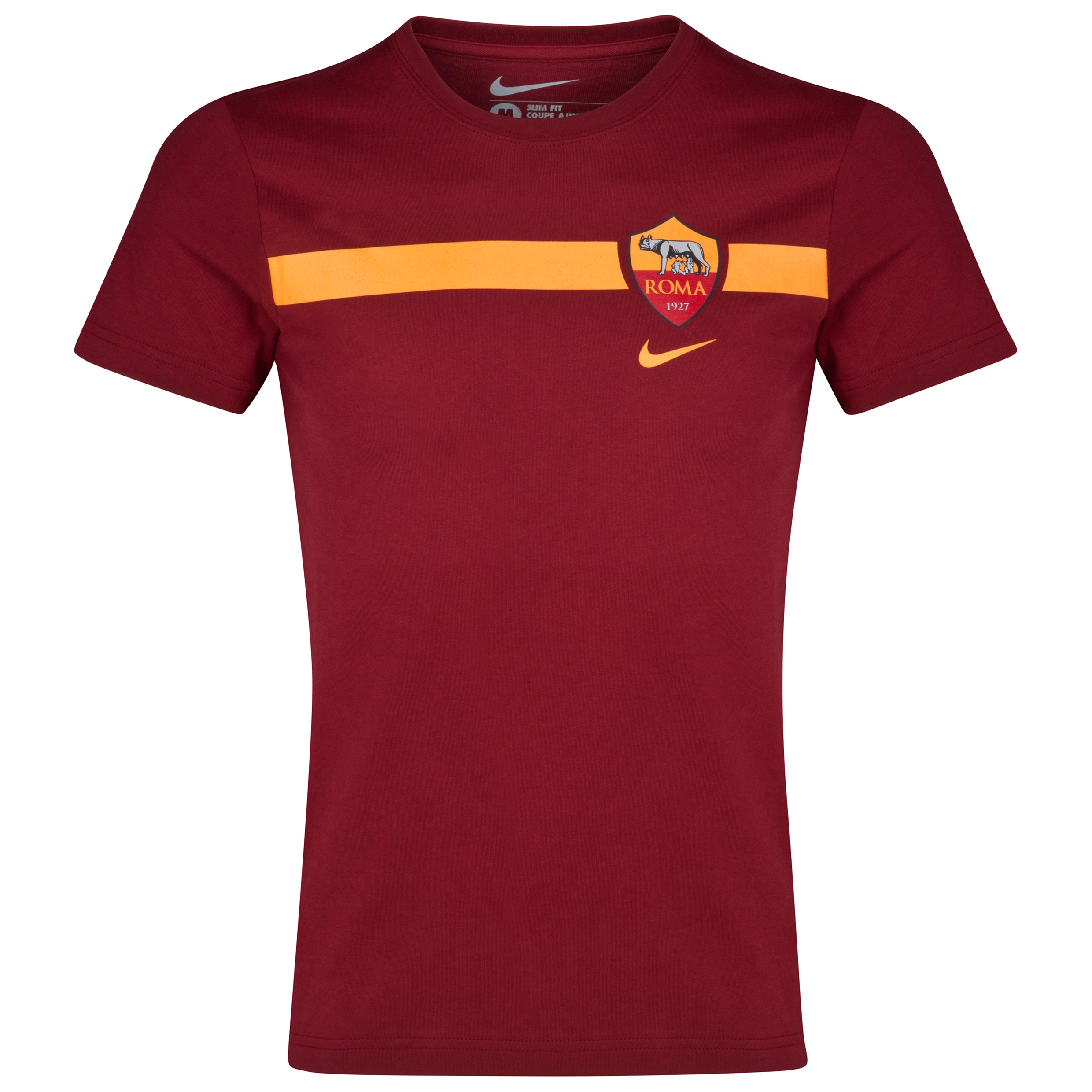 AS Roma Core T-Shirt Red