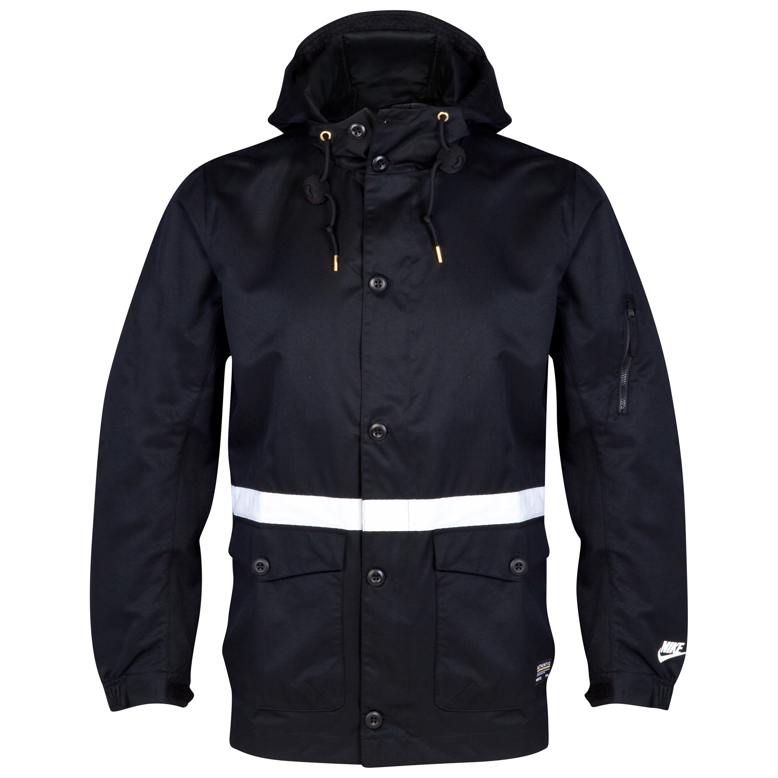 Nike GF Saturday Jacket Black