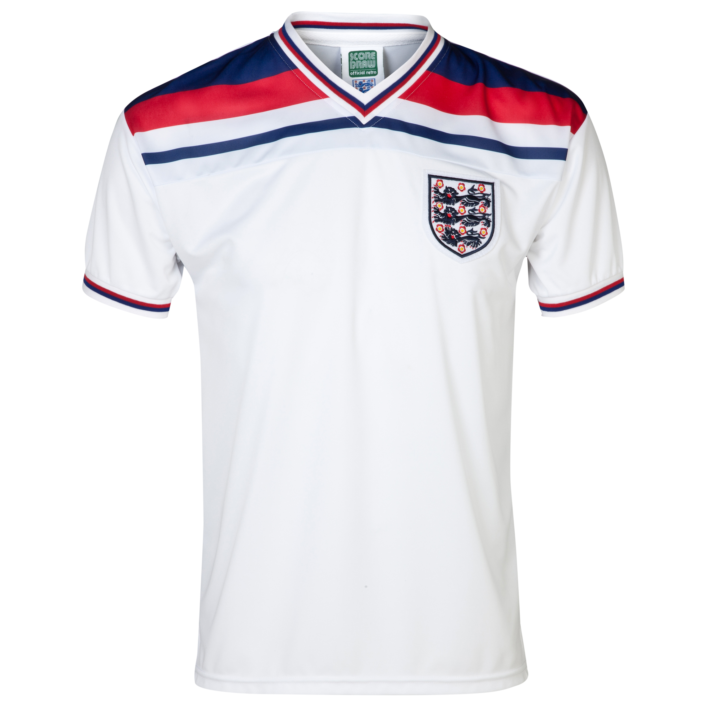 England 1982 World Cup Finals Shirt