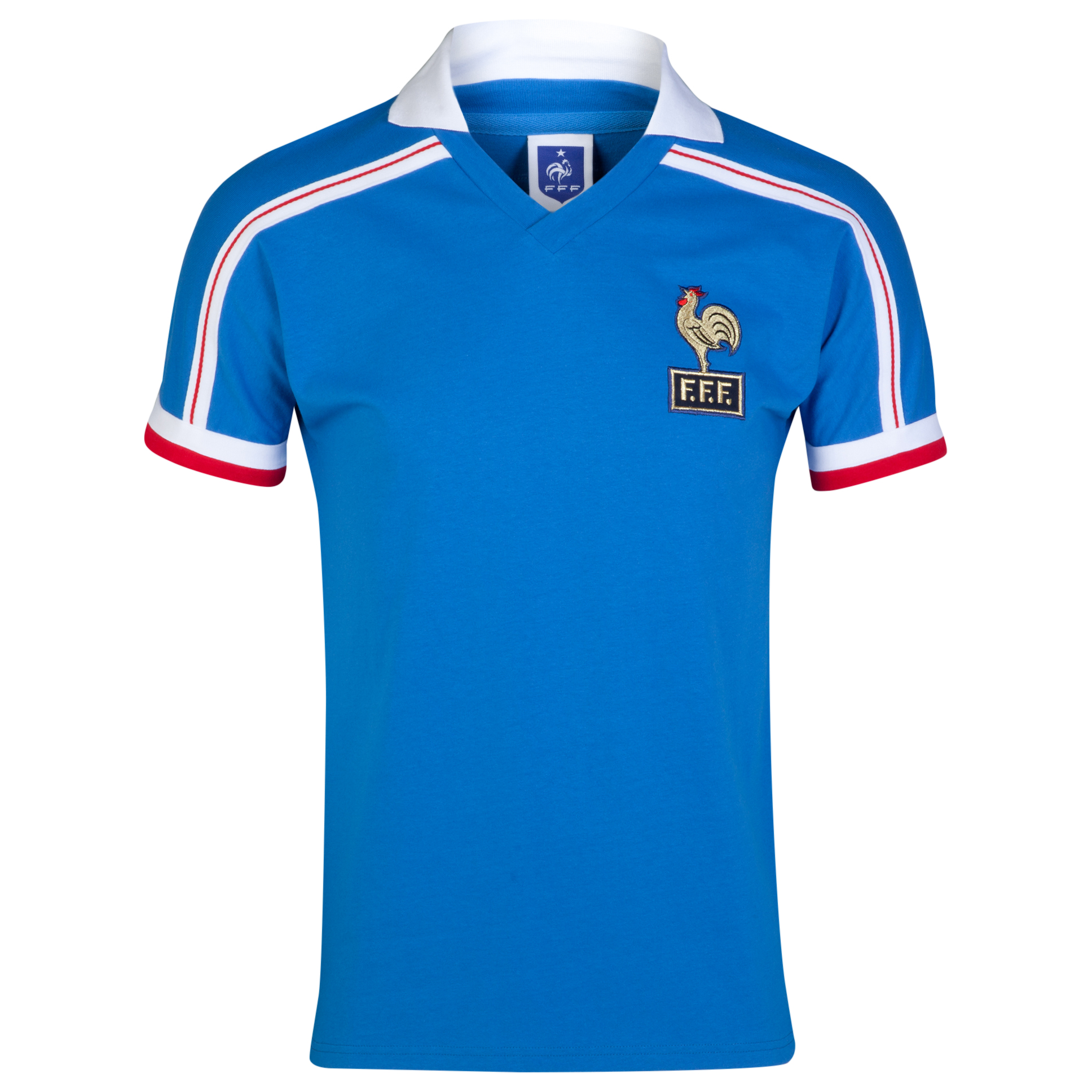 France 1986 World Cup Finals Shirt