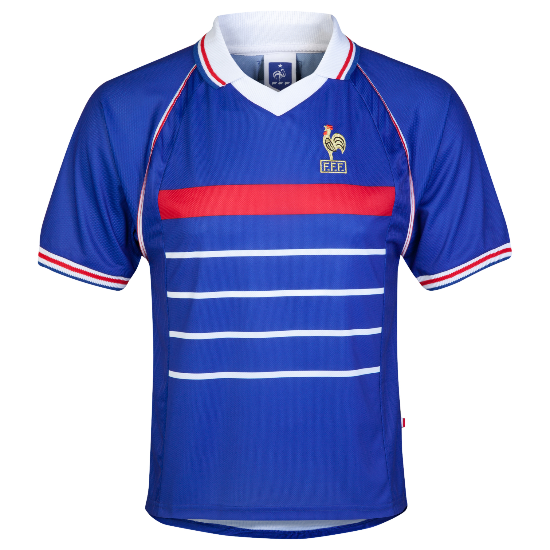 Image of France 1998 World Cup Finals Shirt