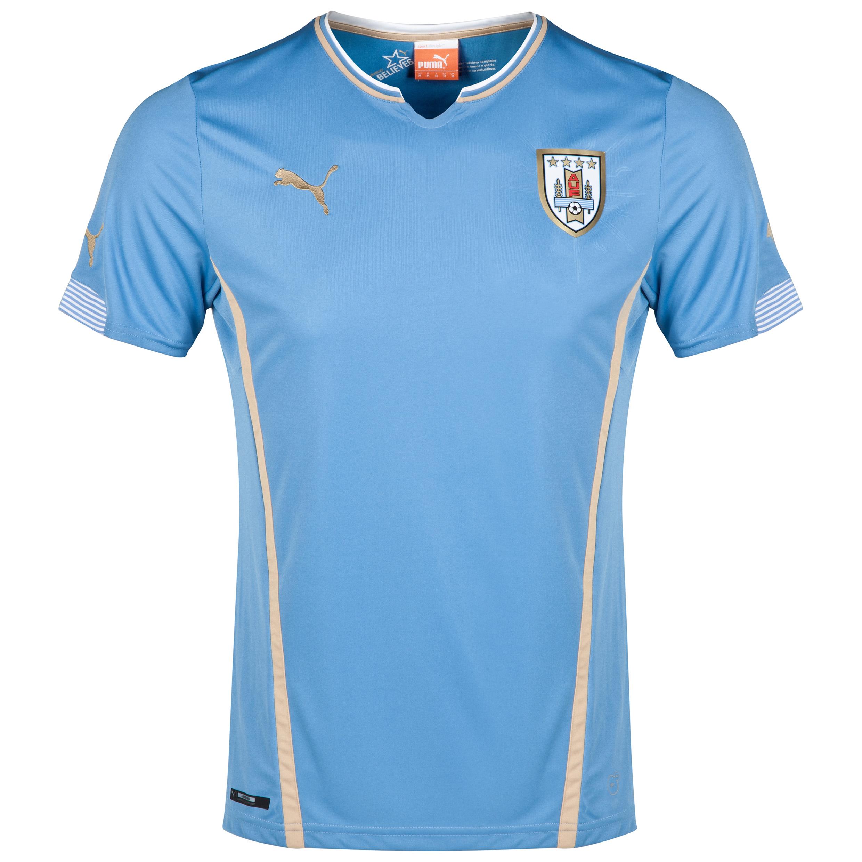 Uruguay Home Shirt 2014/15 - Kids