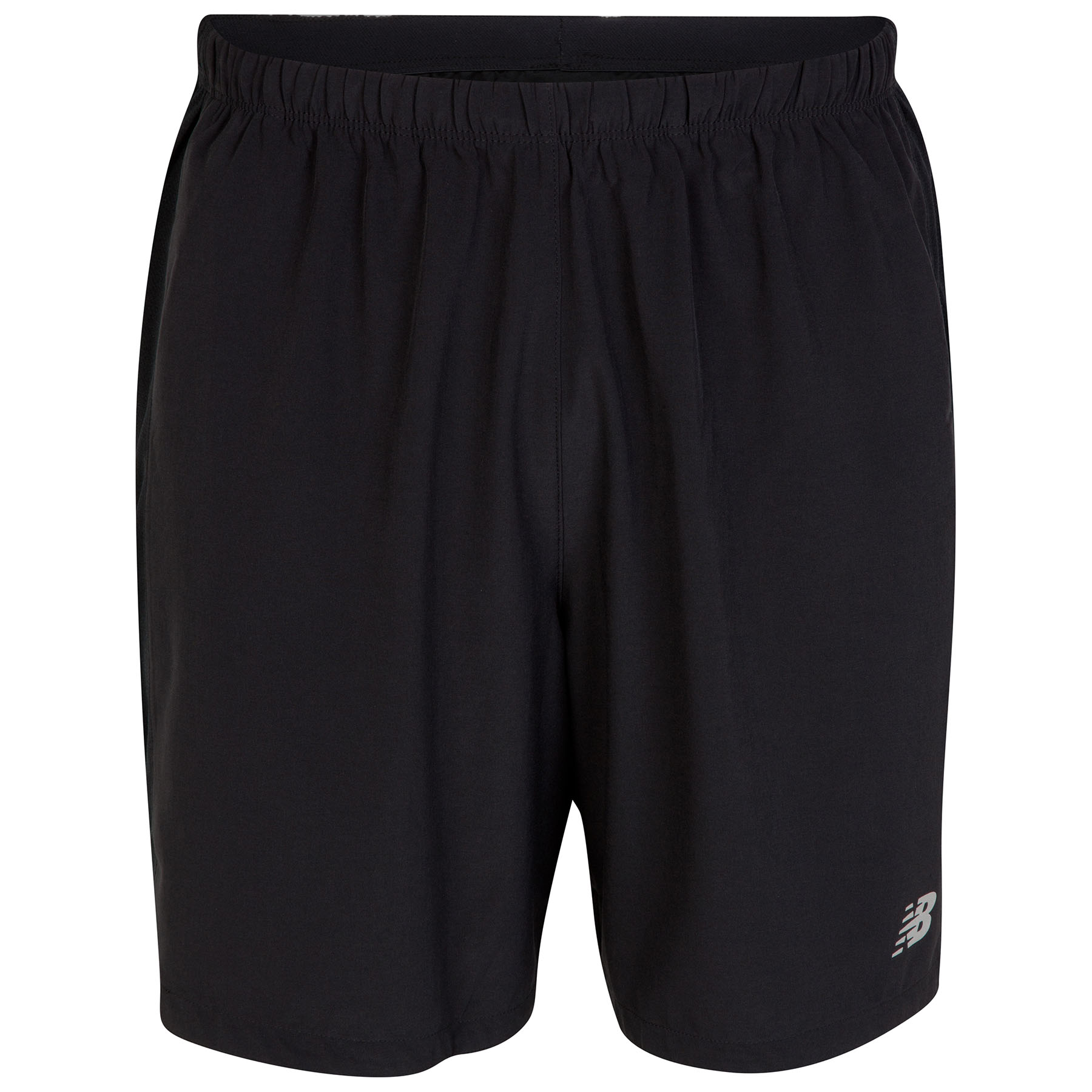 New Balance Impact 7In 2-In-1 Shorts Black