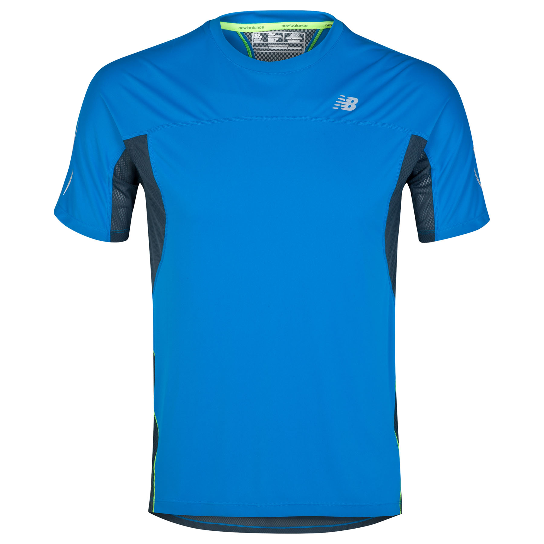 New Balance Impact Ice T-Shirt Blue