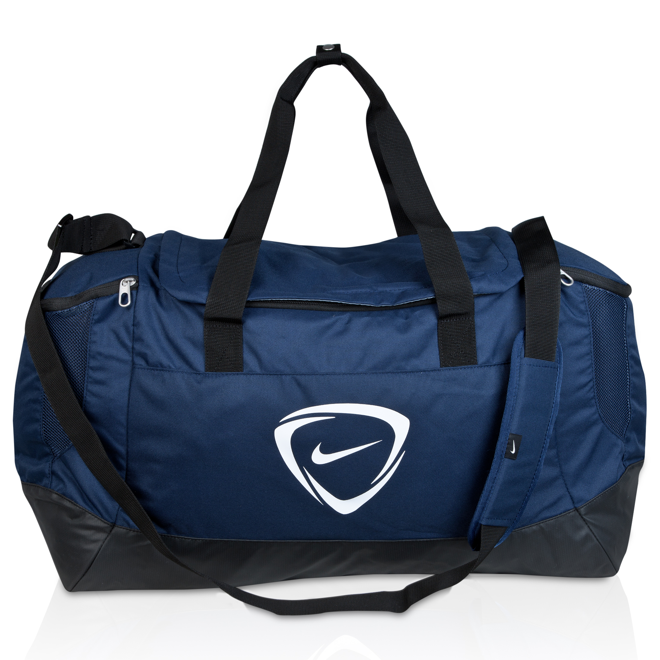Nike Club Team Large Duffel Bag Navy