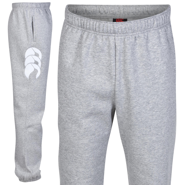 Canterbury Core Cuffed Sweat Pant Lt Grey