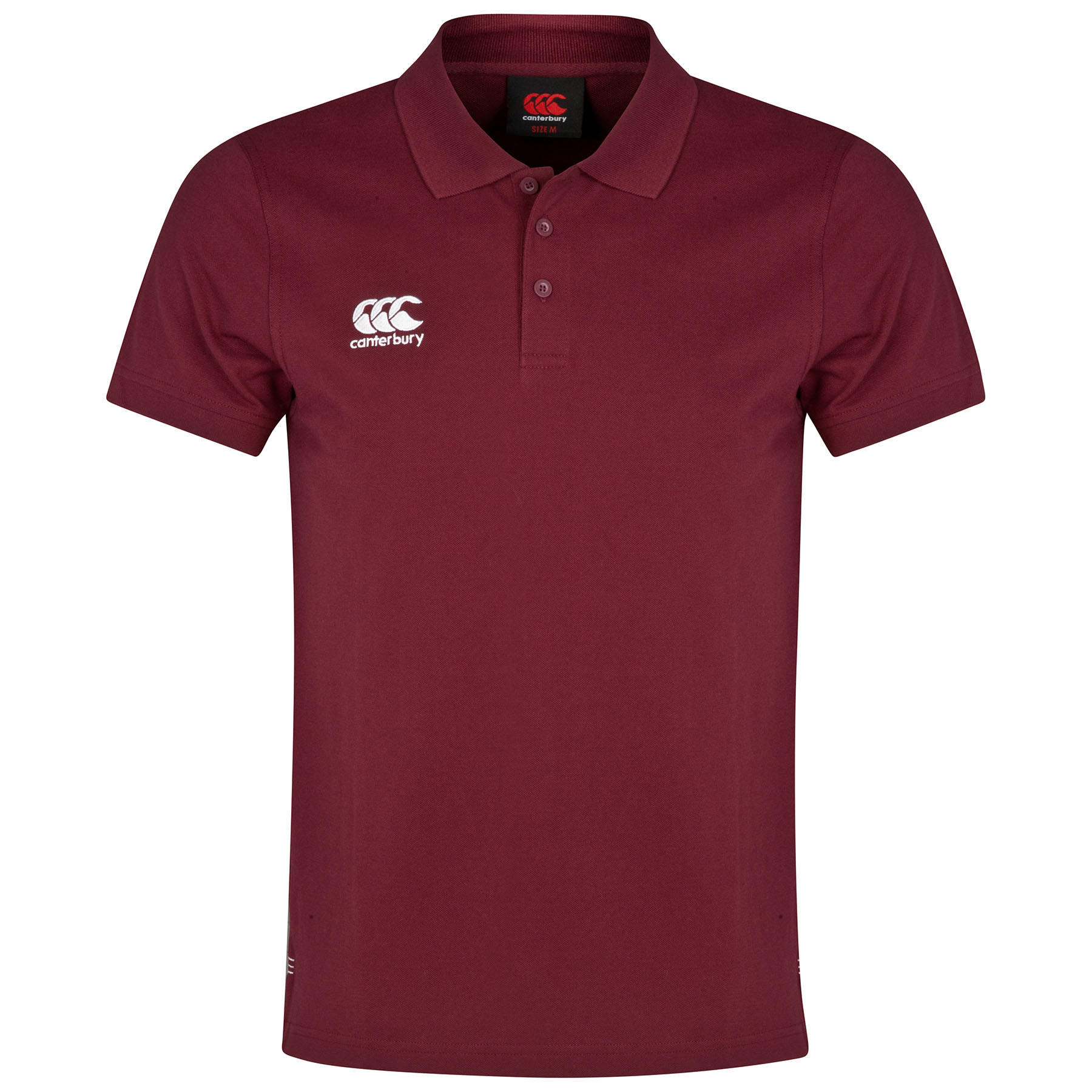 Canterbury Waimak Polo Shirt Red