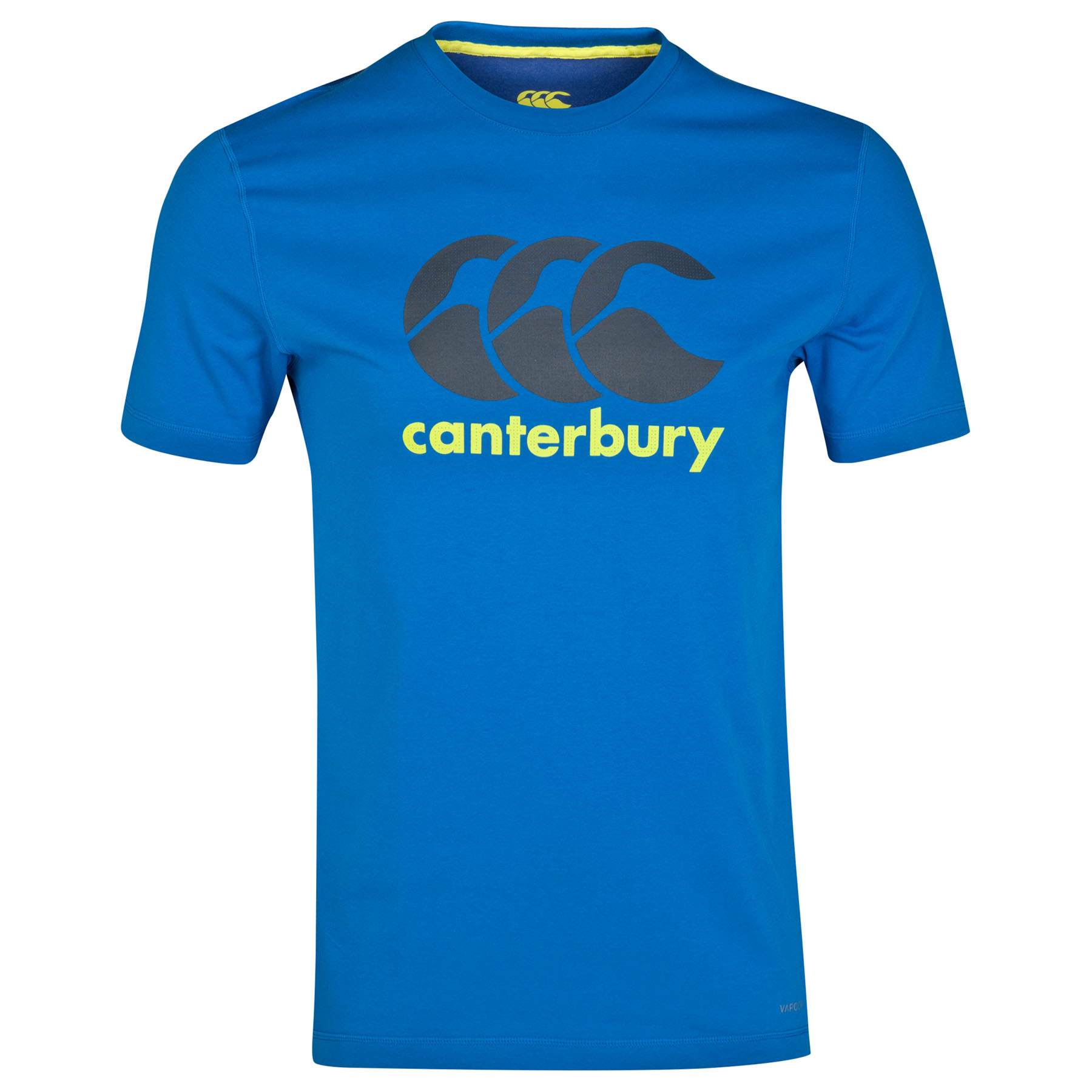 Canterbury Mercury TCR Vapordri T-Shirt Royal Blue