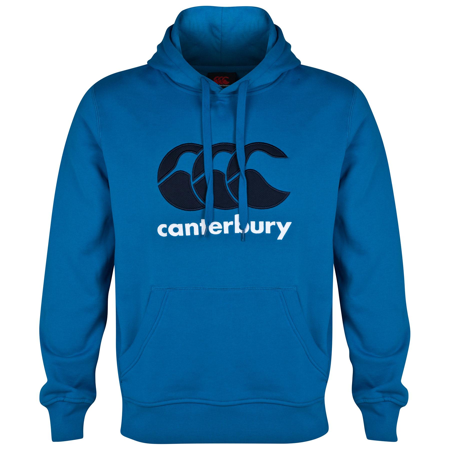 Canterbury Classic Hoody Blue