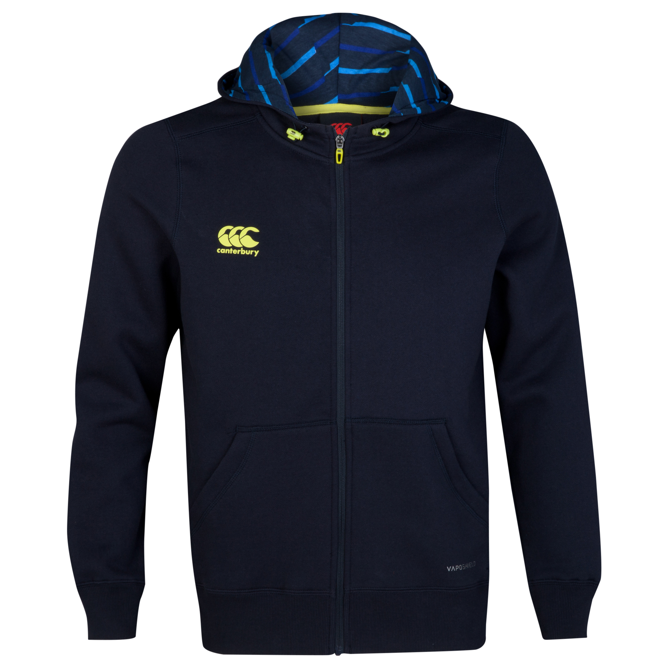 Canterbury Mercury TCR Vaposhield Hoody Navy
