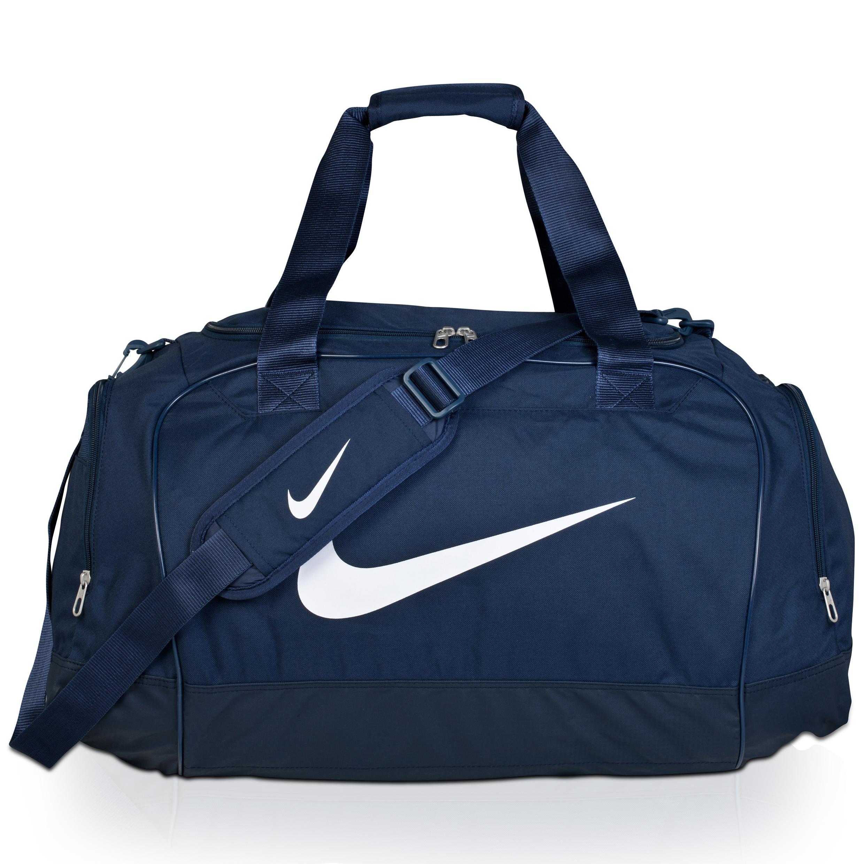 Nike Club Team Large Duffel Bag - Midnight Blue