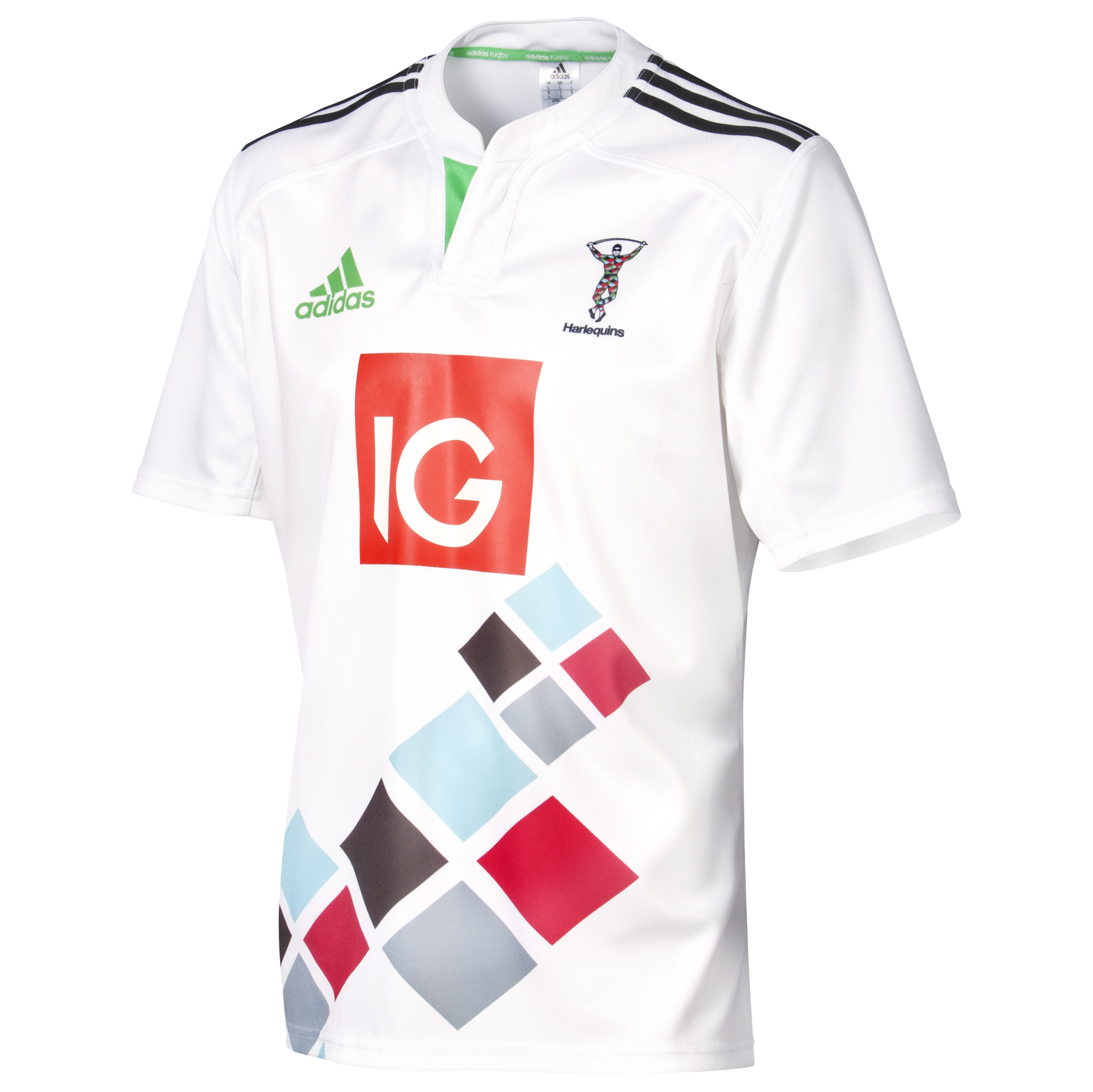 Harlequins Training Jersey White