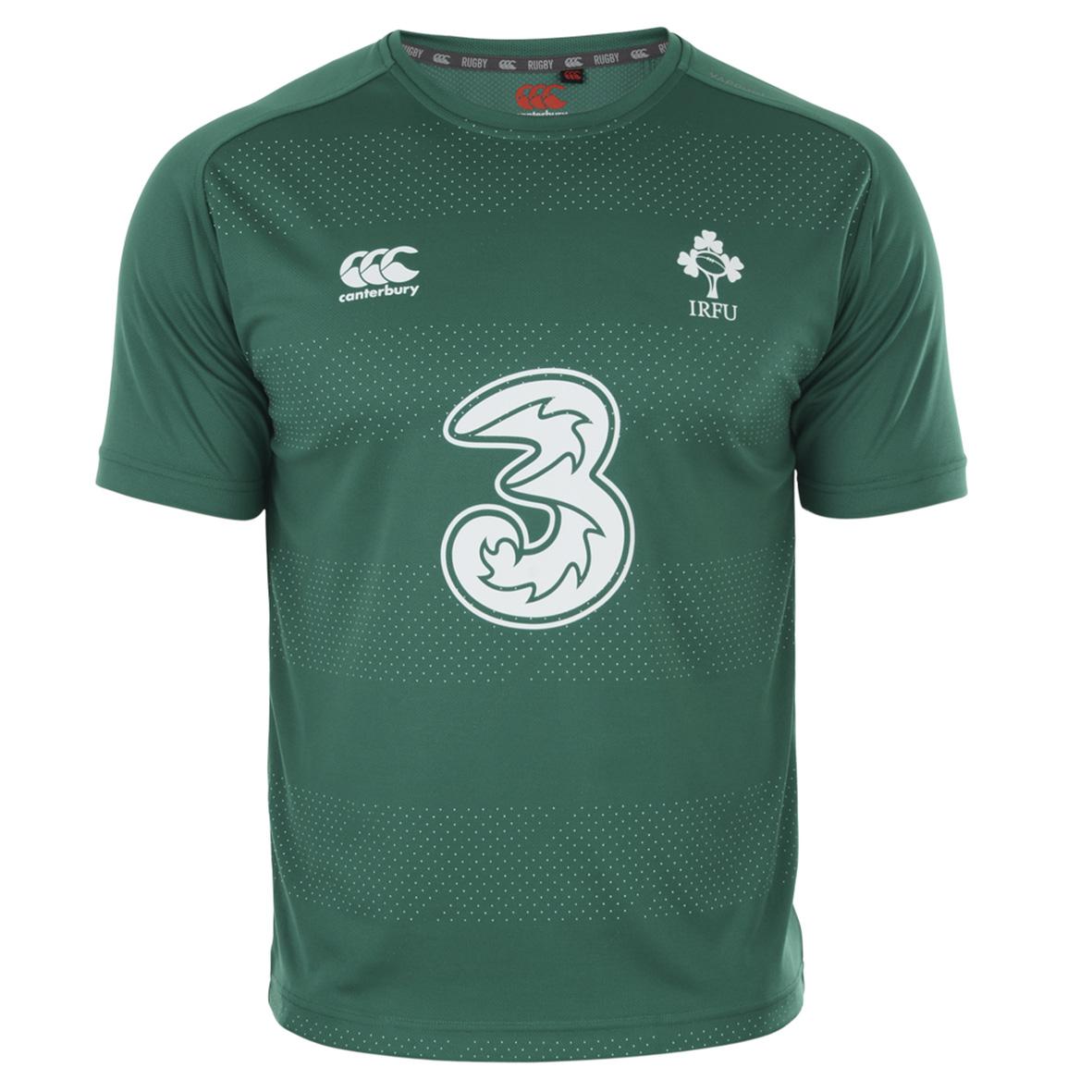 Ireland Graphic Dry Training T-Shirt Green
