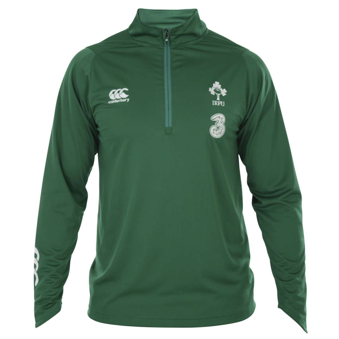 Ireland First Layer Training Top Green