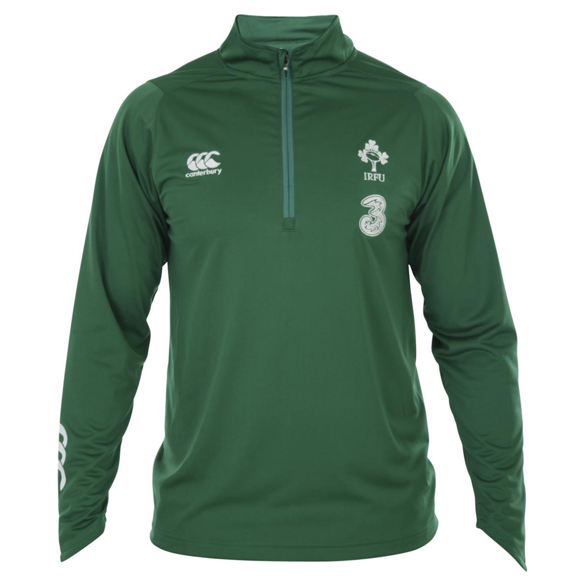 Ireland First Layer Training Top Green