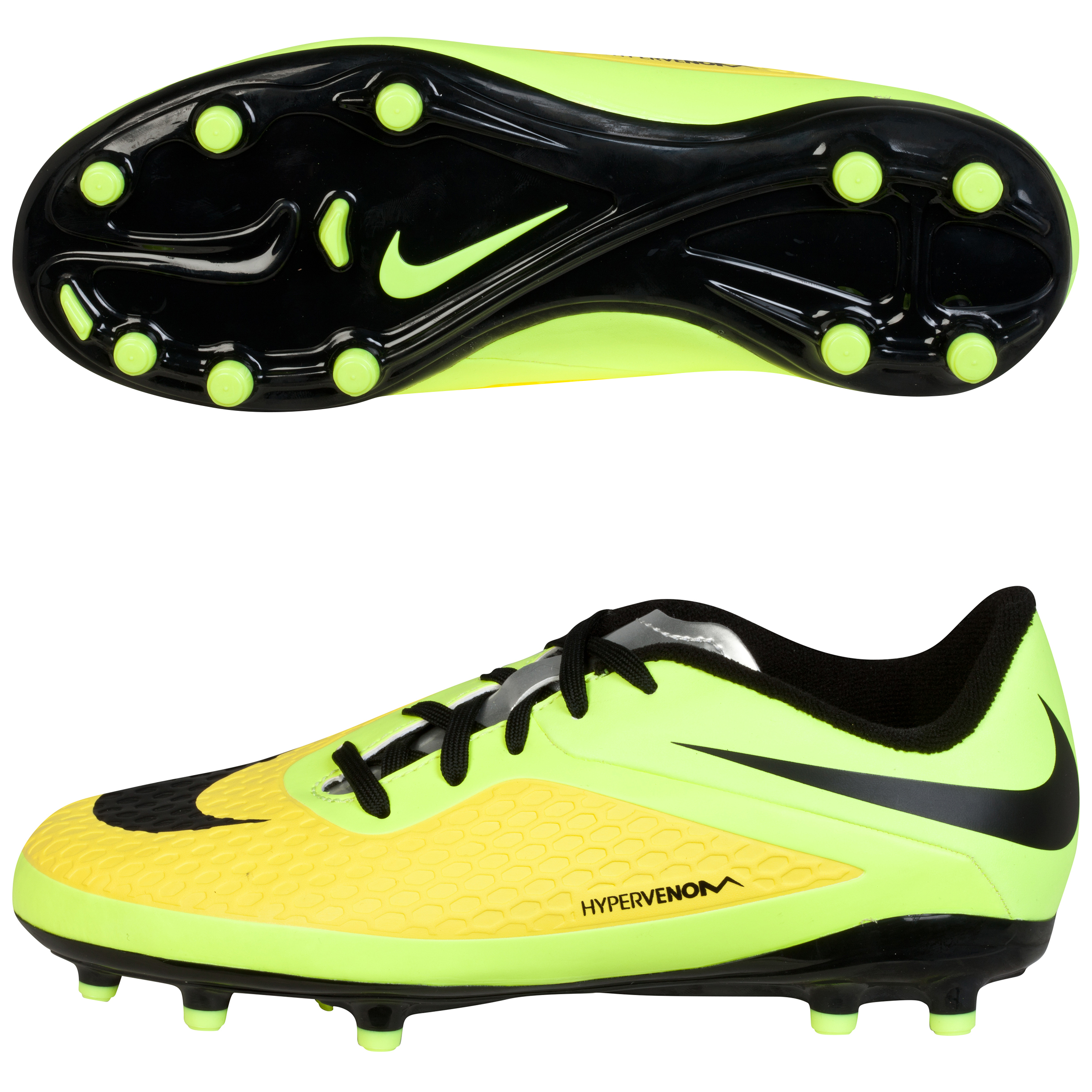 Nike Hypervenom Phelon FG Football Boots - Kids
