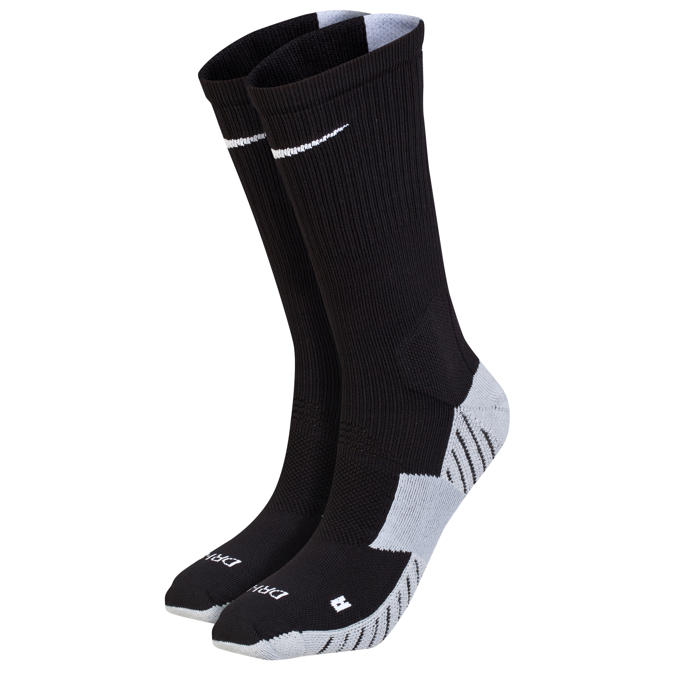 Nike Stadium Football Crew Sock Black