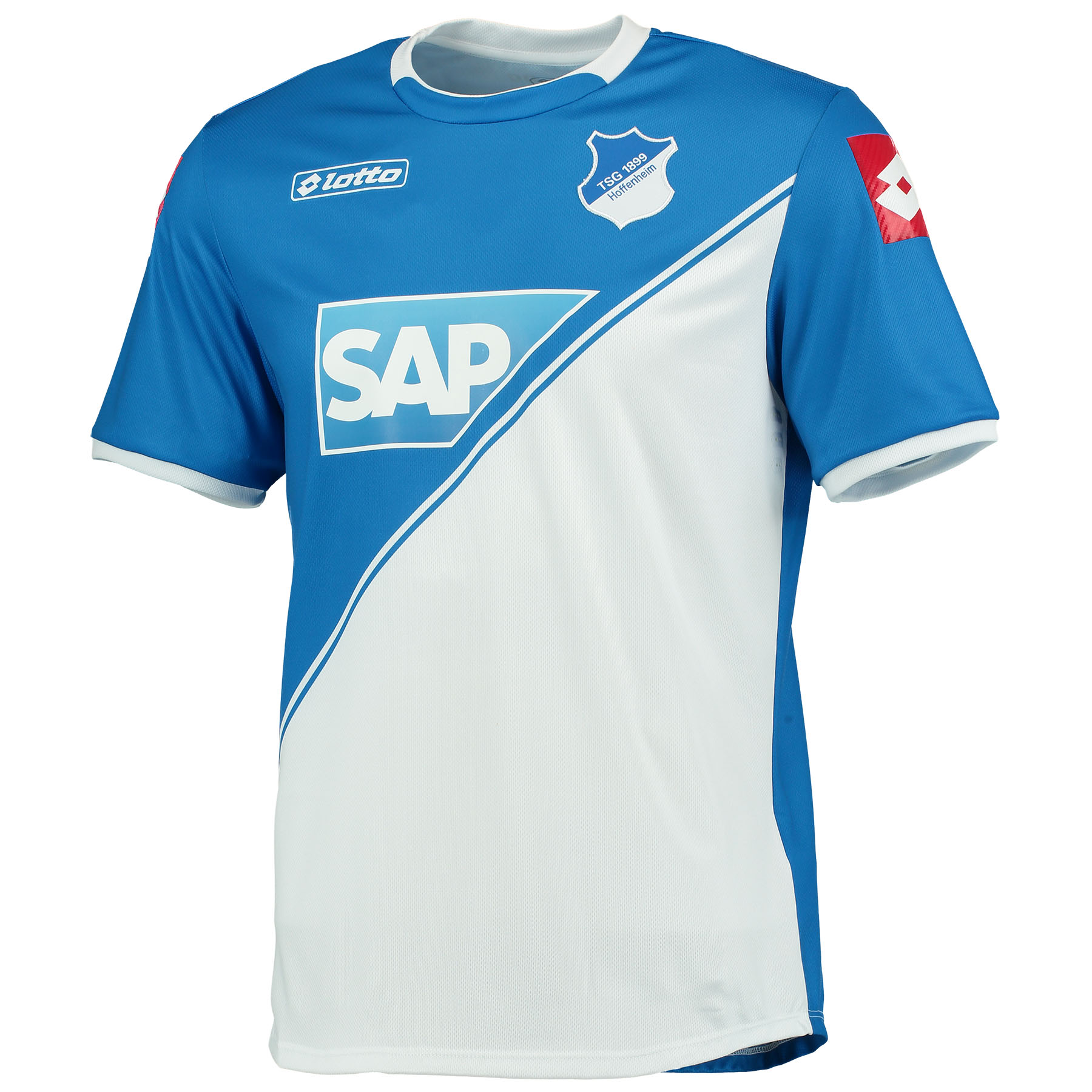 Hoffenheim Home Shirt 2014/15 Blue