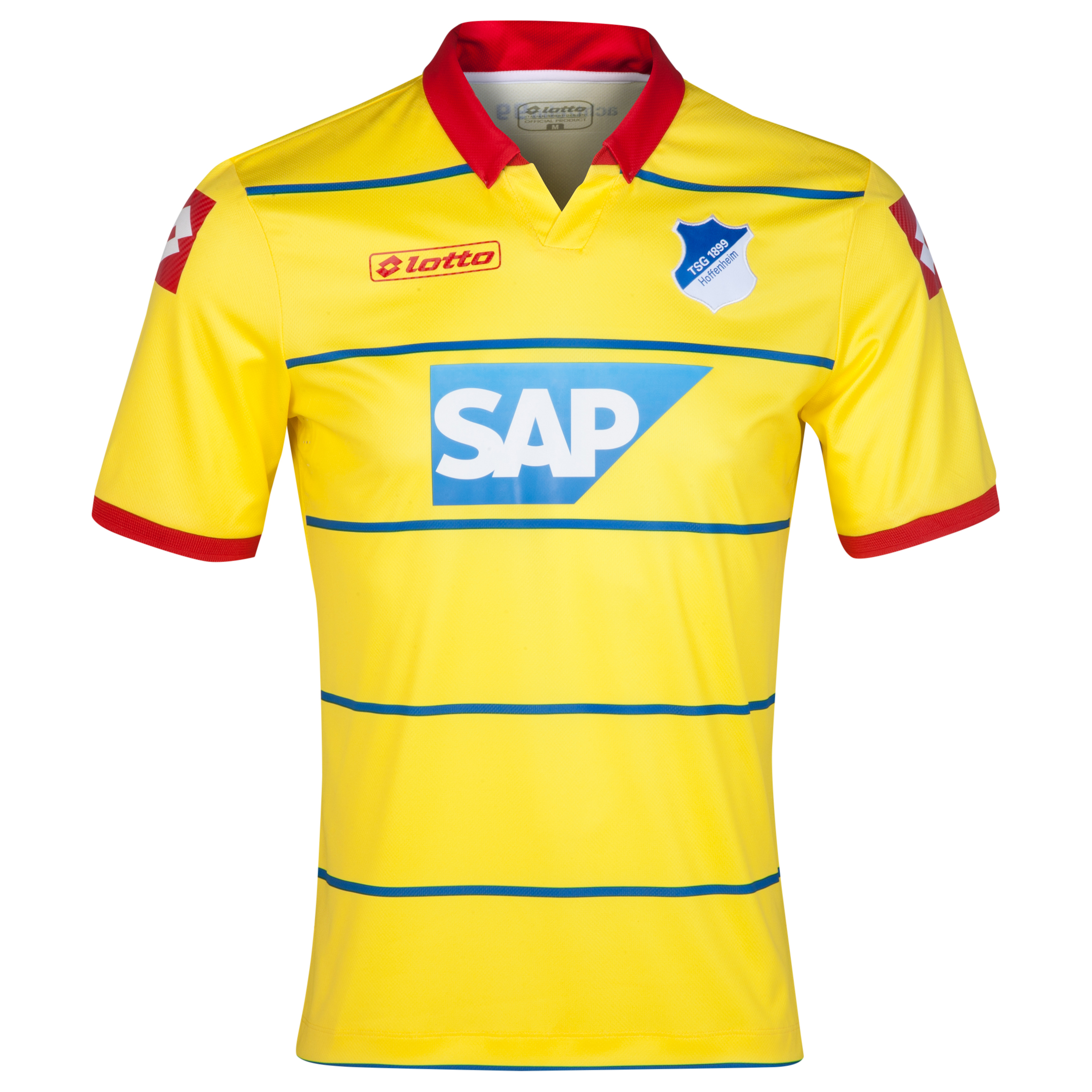 Hoffenheim Away Shirt 2014/15 Blue