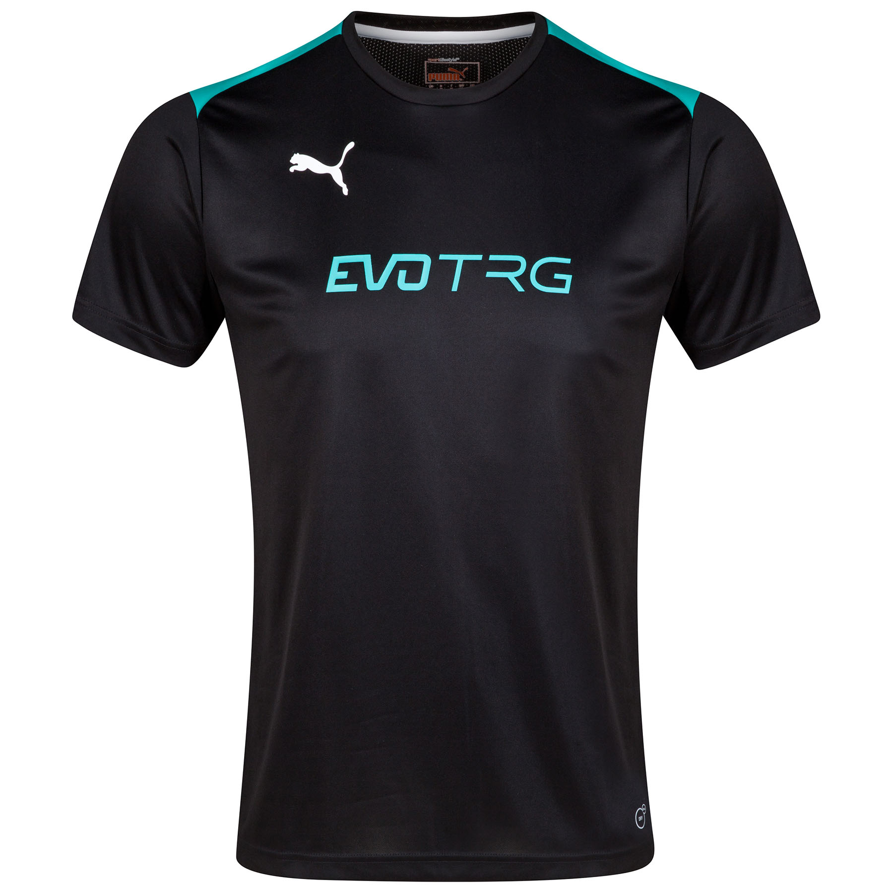Puma evo Training Tee Black