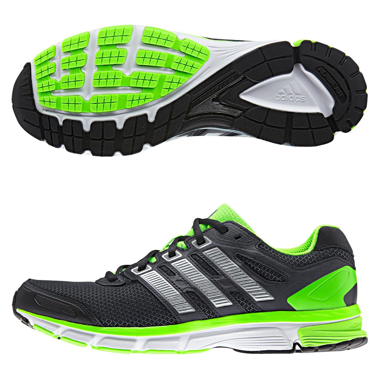 Adidas Nova Stability Trainers Dk Grey