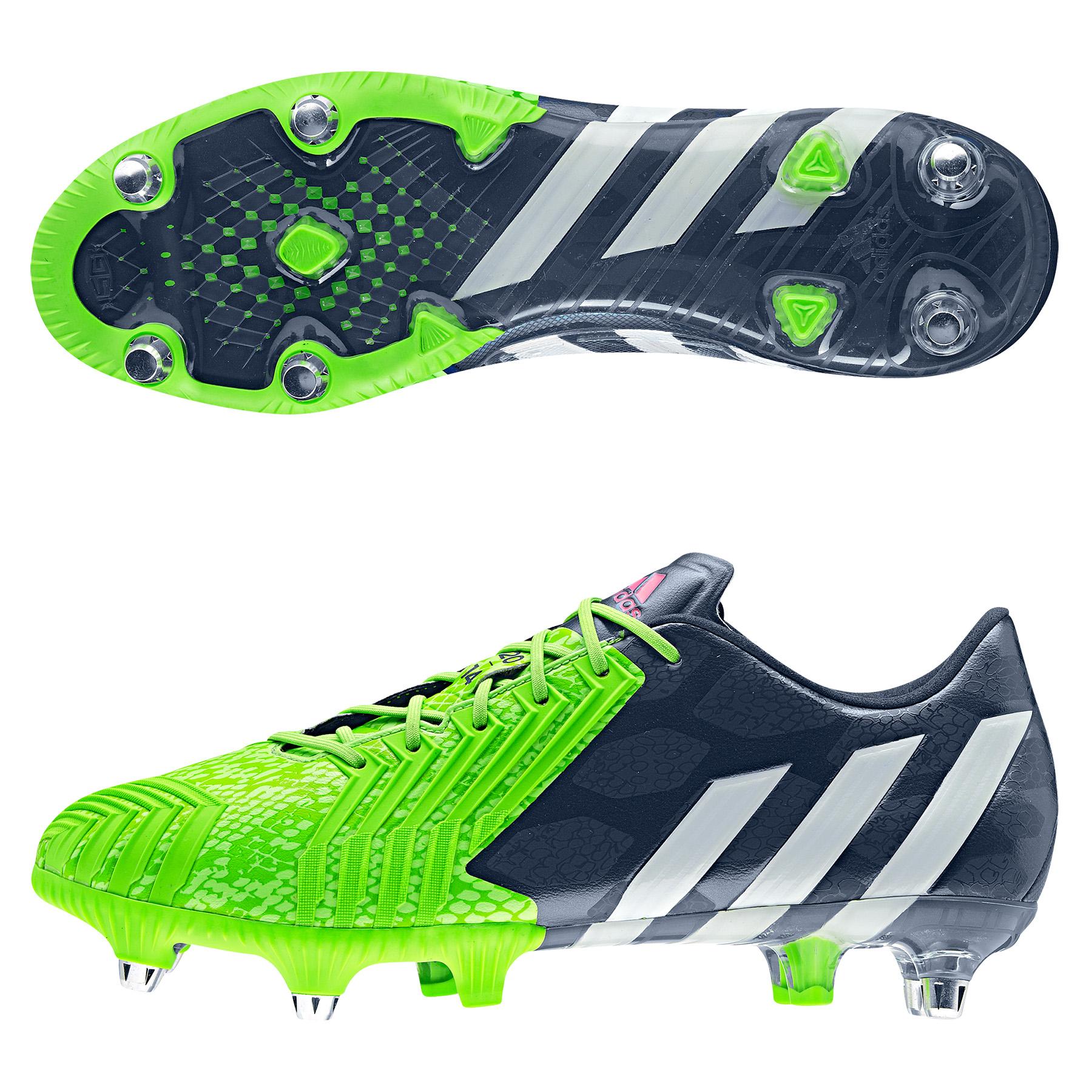 Adidas Predator Instinct Soft Ground Green