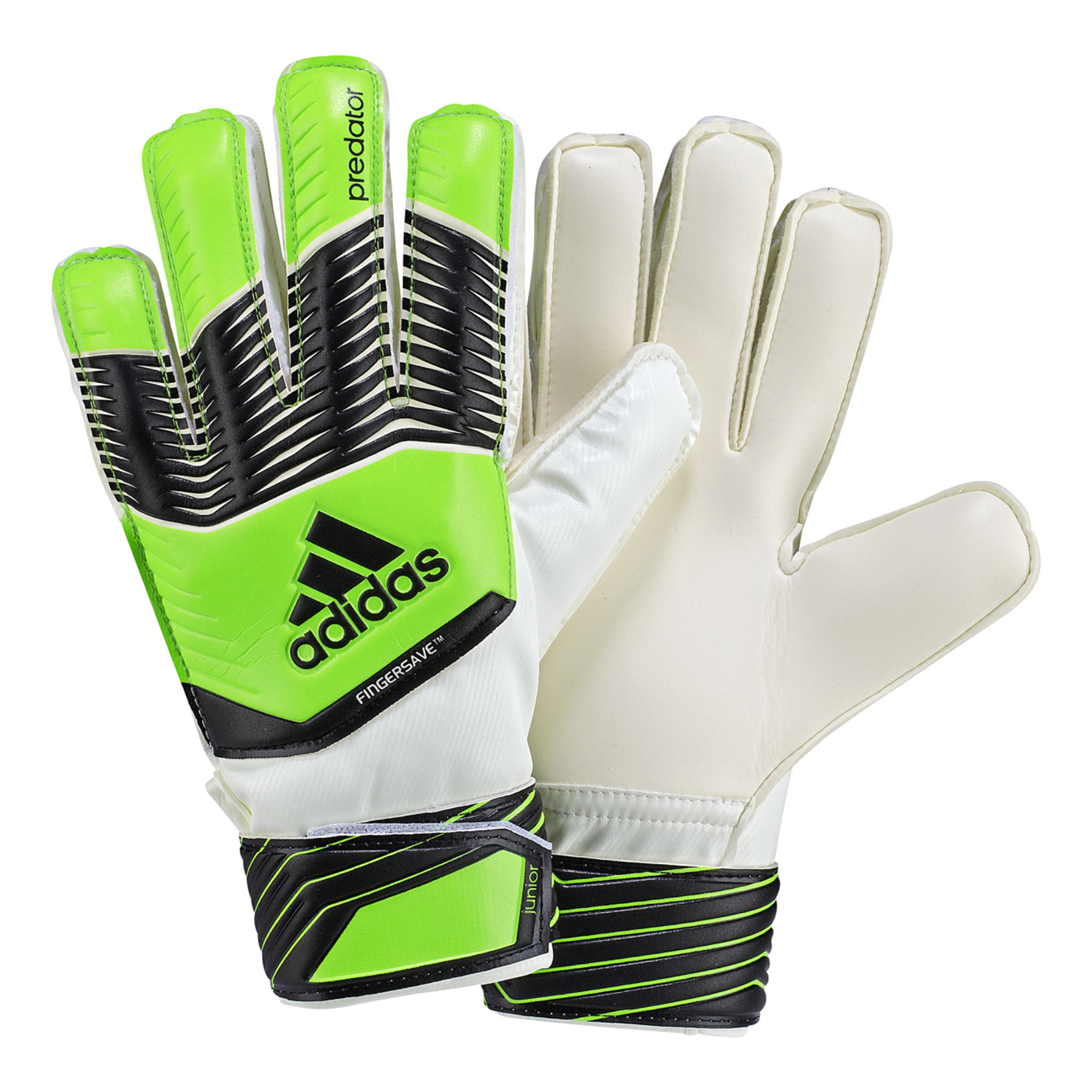 Adidas Pred FS Goalkeepers Gloves - Kids Green