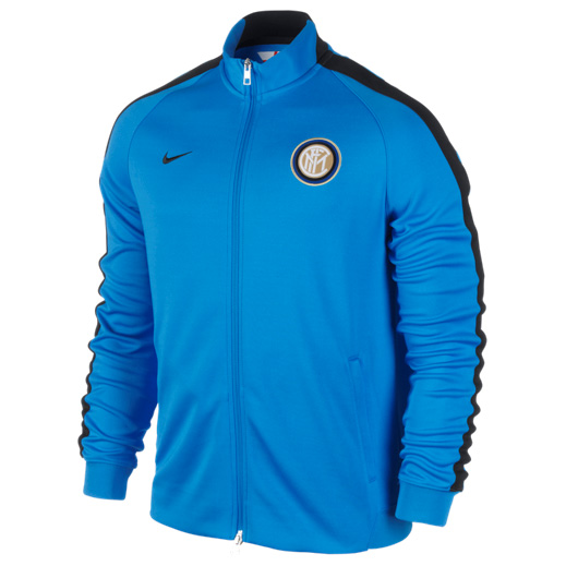 Inter Milan Authentic N98 Jacket Blue