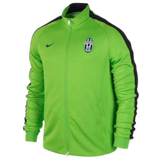 Juventus Authentic N98 Jacket Green