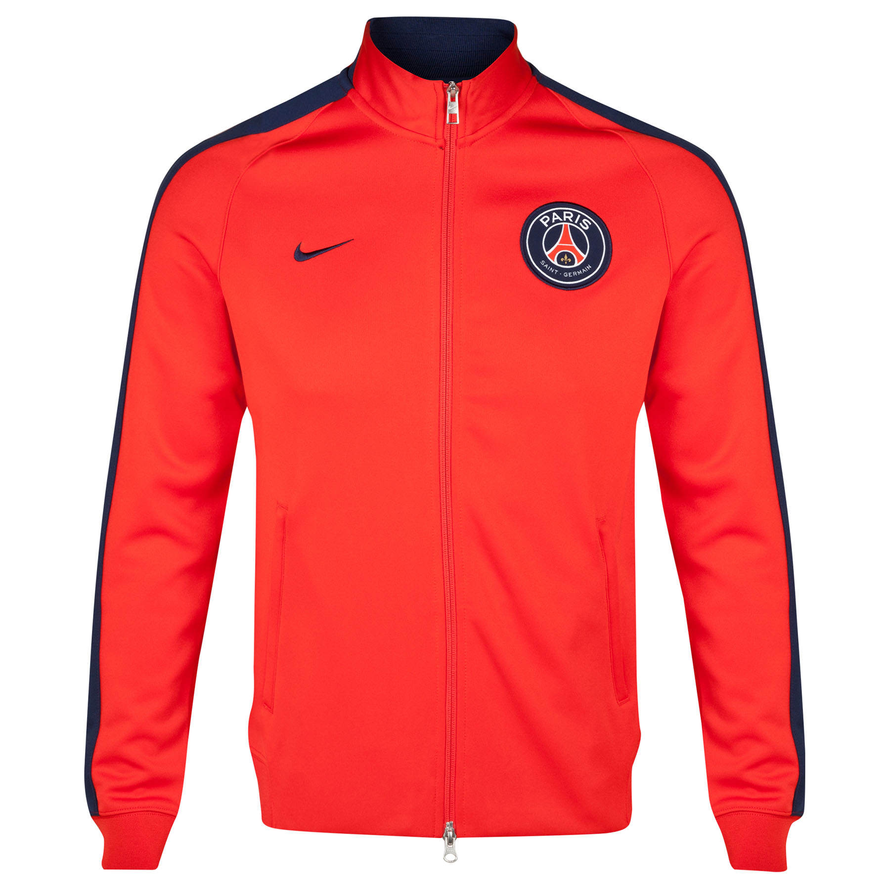 Paris Saint-Germain Authentic N98 Jacket Red