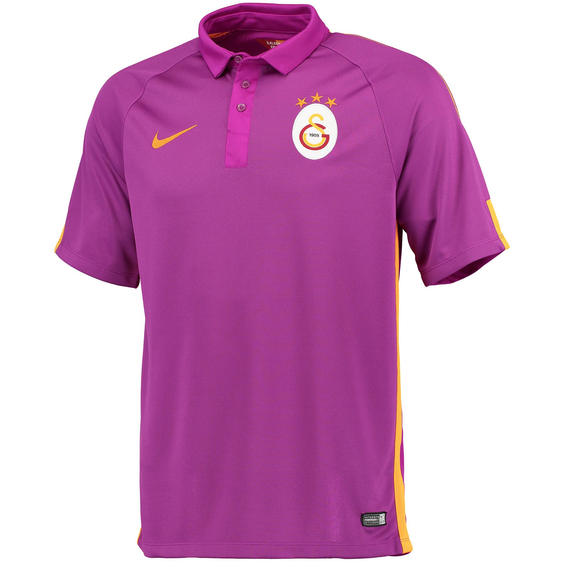 Galatasaray Third Shirt 2014/15 Purple