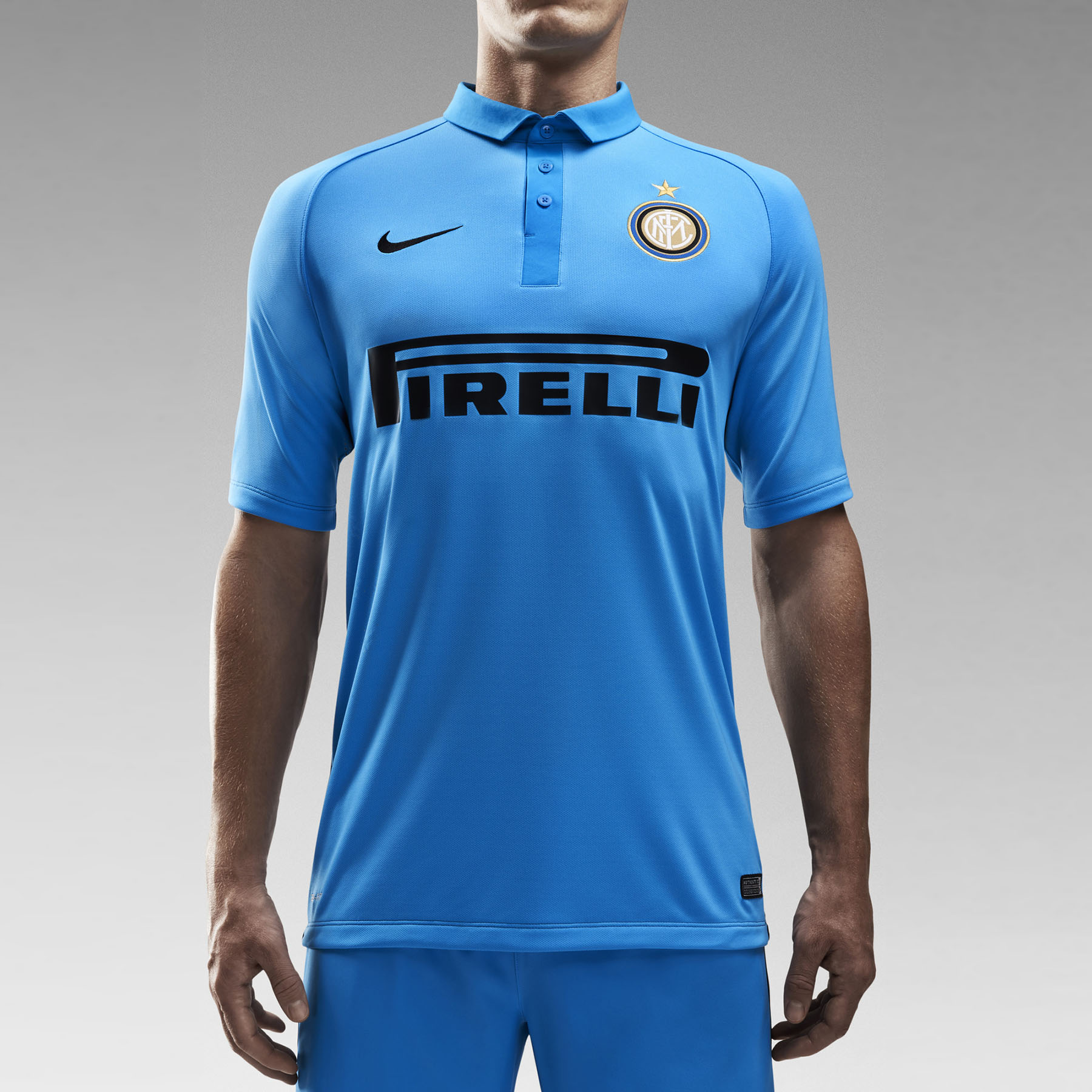 Inter Milan Third Shirt 2014/15 Blue