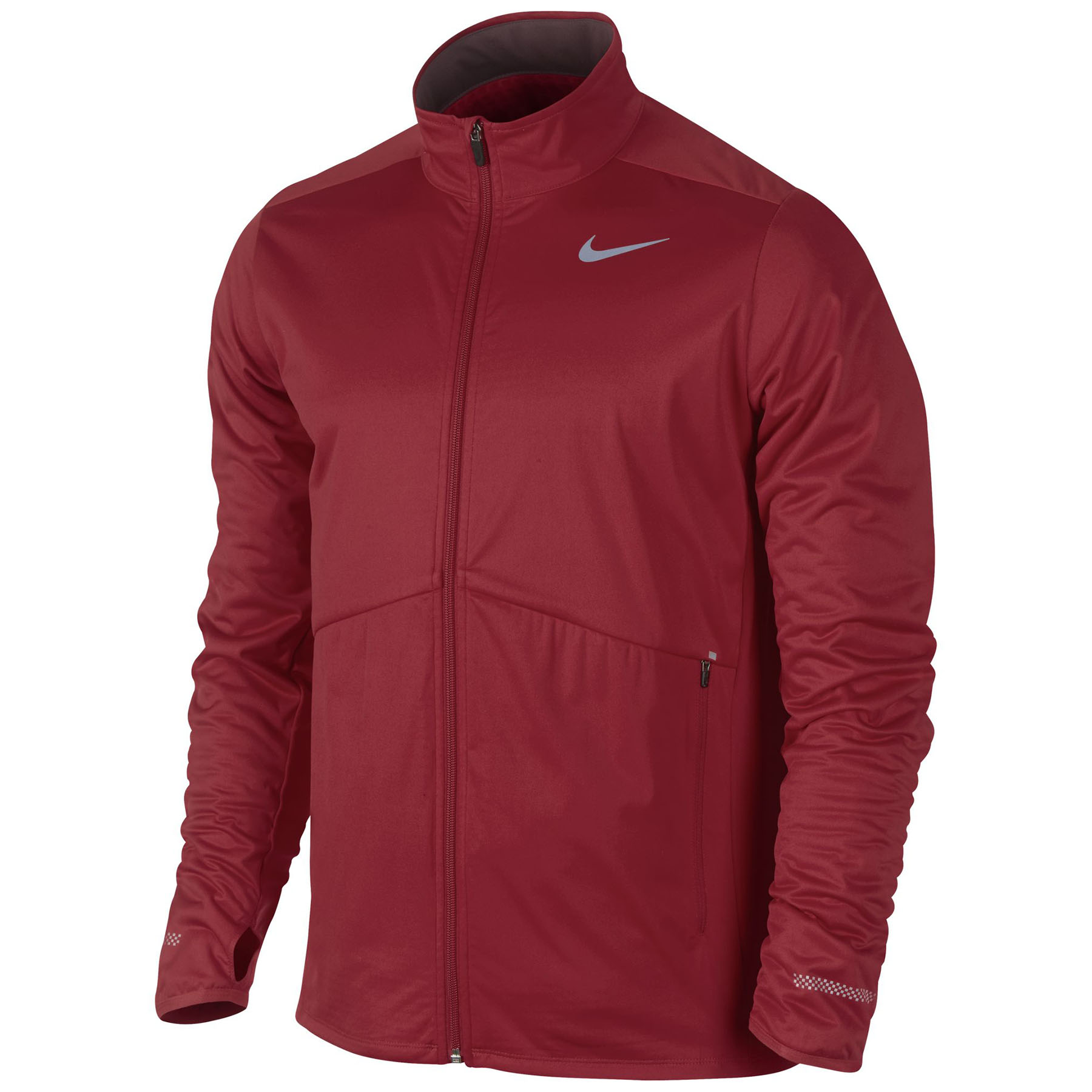 Nike Element Shield Full Zip Jacket Red