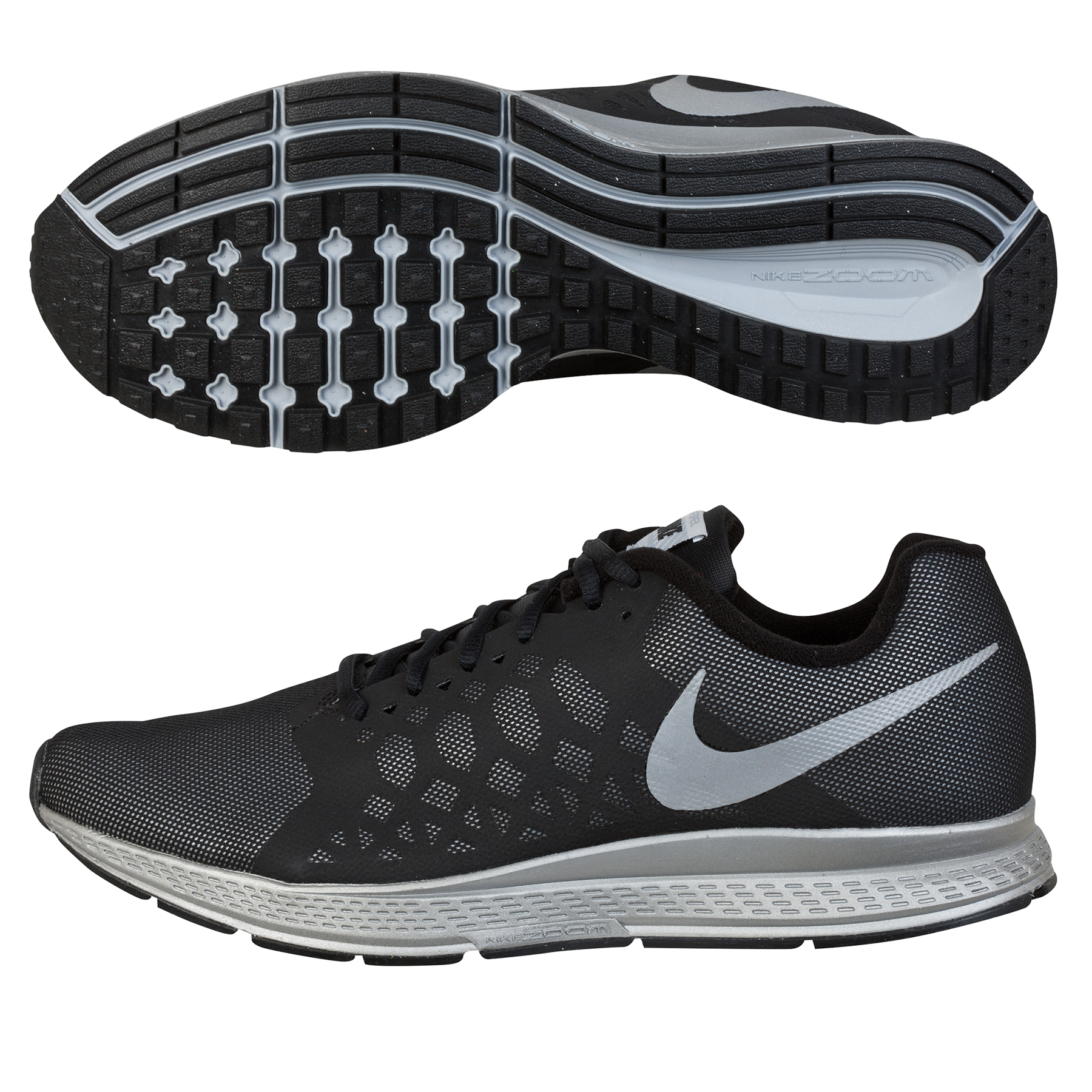 Nike Zoom Pegasus 31 Flash Trainers Black