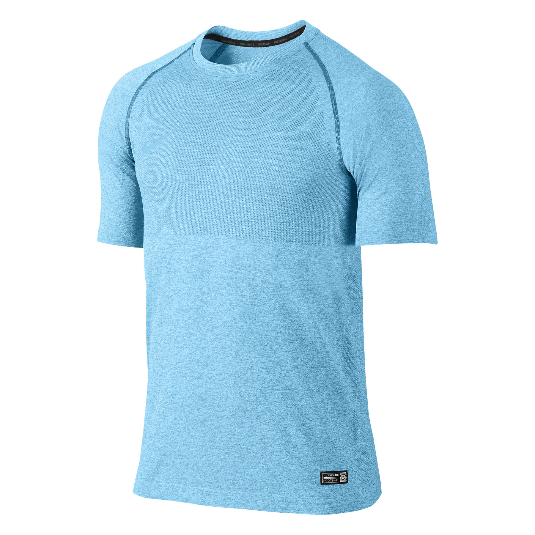 Nike Select Seamless Training T-Shirt Sky Blue