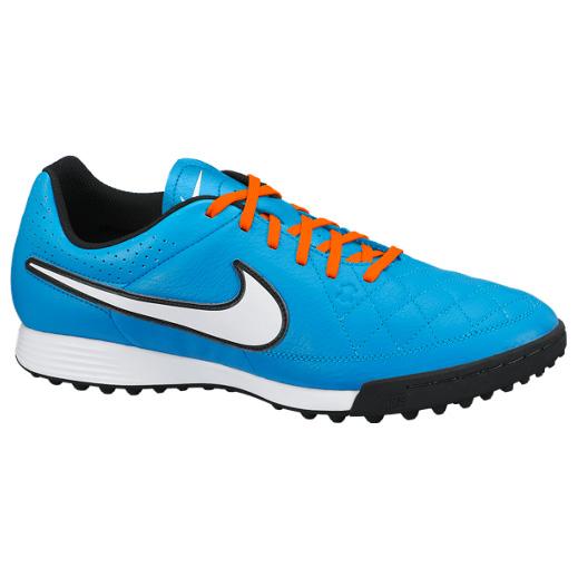 Nike Tiempo Genio Astroturf Trainers Sky Blue
