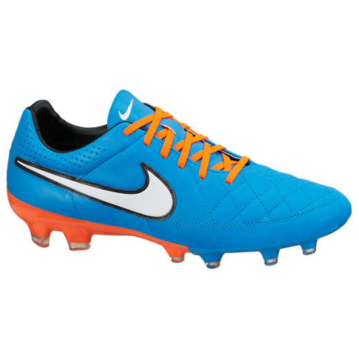 Nike Tiempo Legacy Firm Ground Football Boots Sky Blue